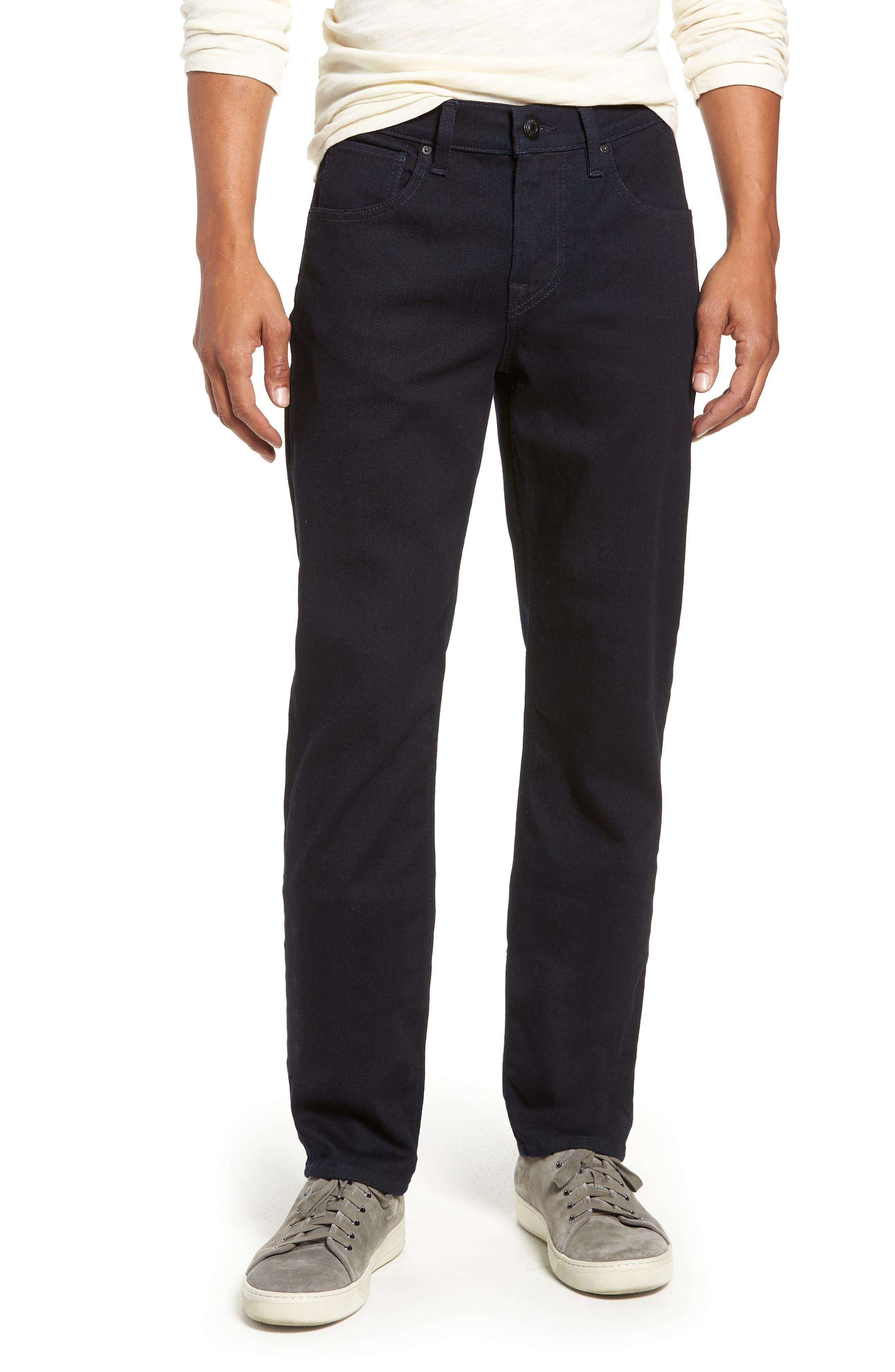 Blake Slim Fit Straight Leg Jeans,                             Main thumbnail 1, color,                             WILLIAMS