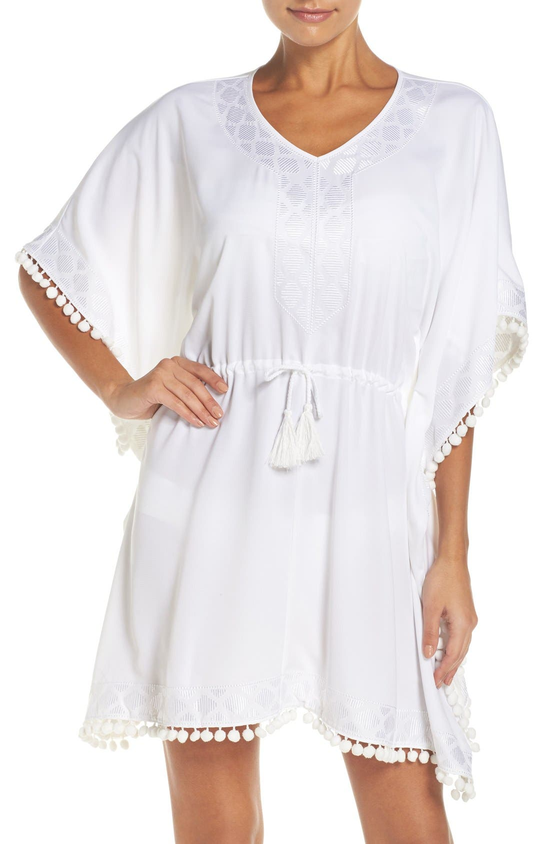 UPF 50 Tunic Cover-Up,                         Main,                         color,