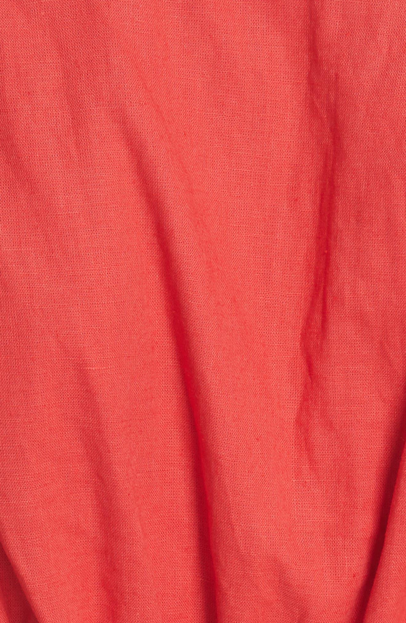 Roll the Dice Minidress,                             Alternate thumbnail 7, color,                             600