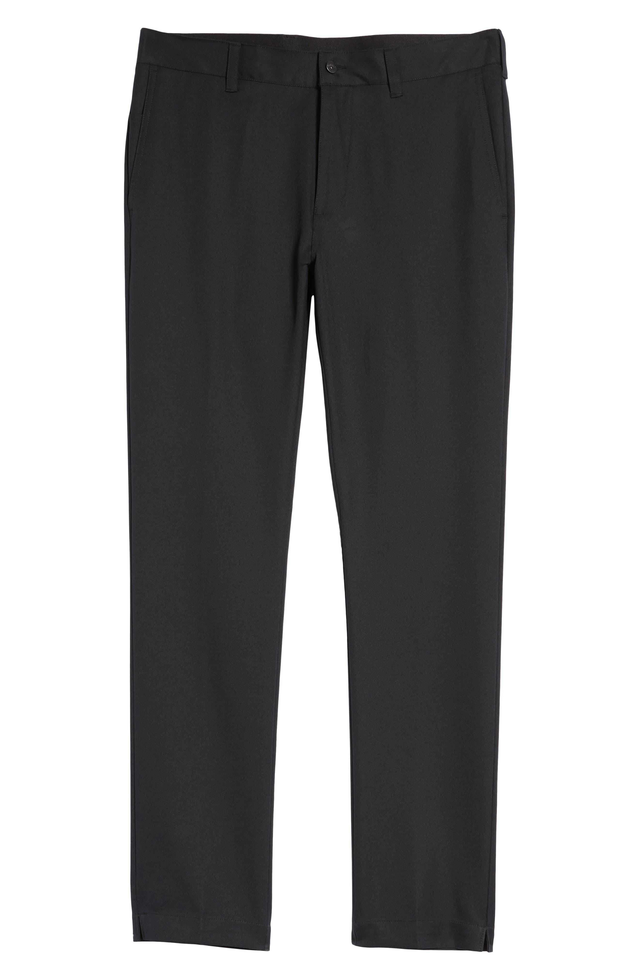 Tech Slim Fit Pants,                             Alternate thumbnail 16, color,