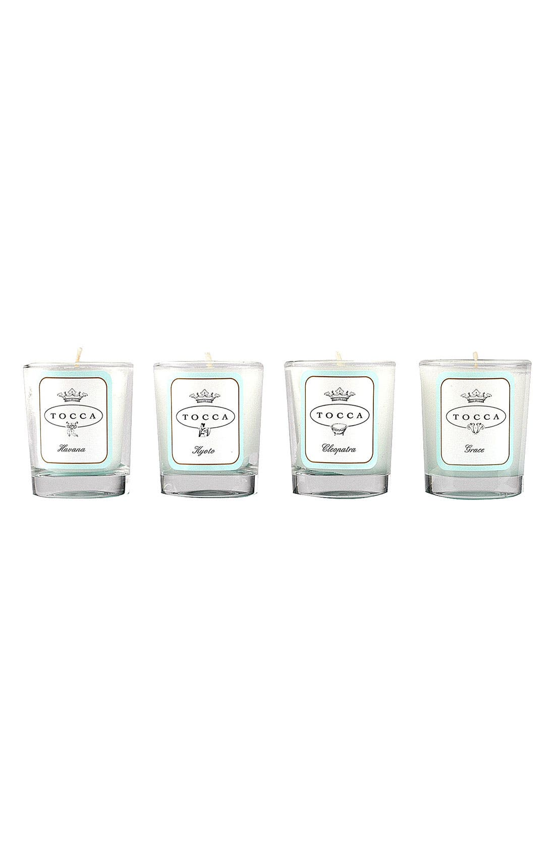 'Candele da Viaggio' Travel Votive Set,                             Alternate thumbnail 2, color,                             000