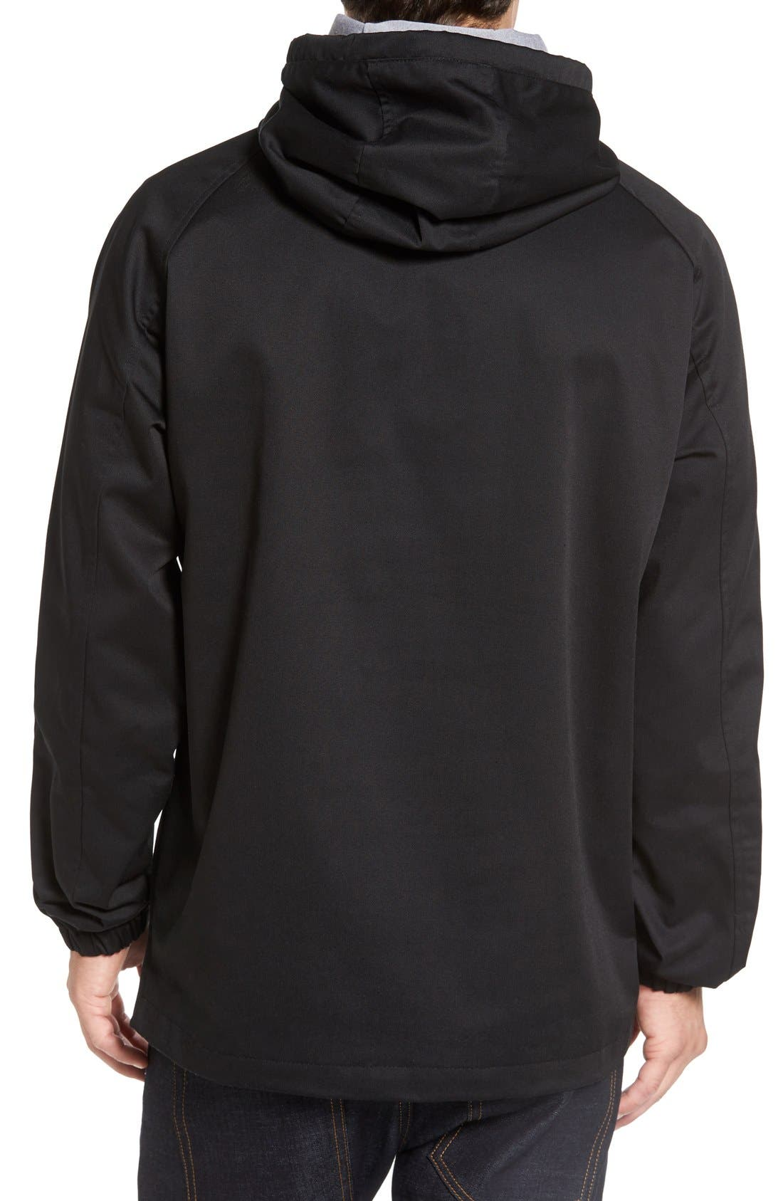 'Clinton' Hooded Anorak,                             Alternate thumbnail 2, color,                             001