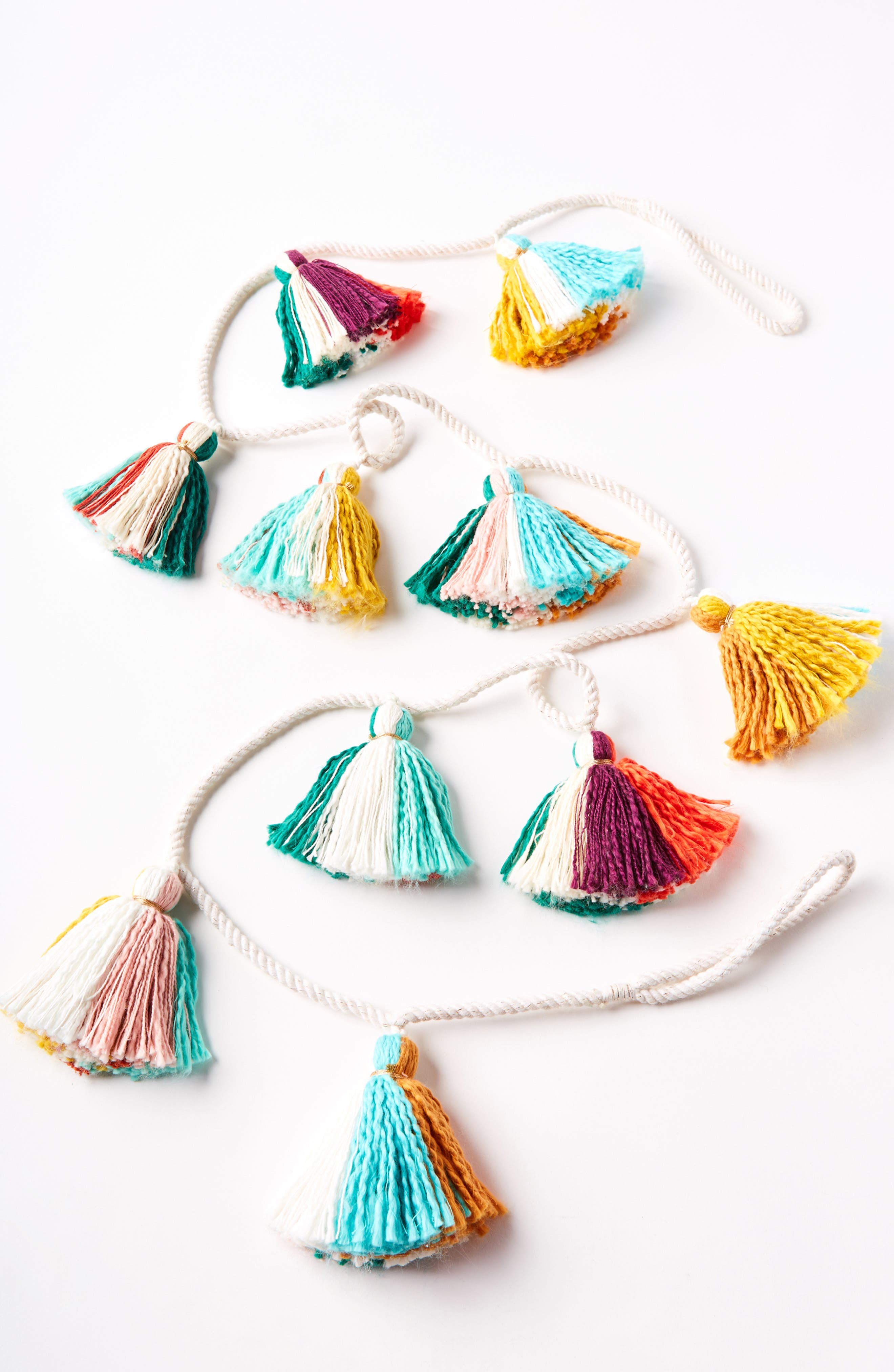Breanna Garland with Tassels,                         Main,                         color, 802