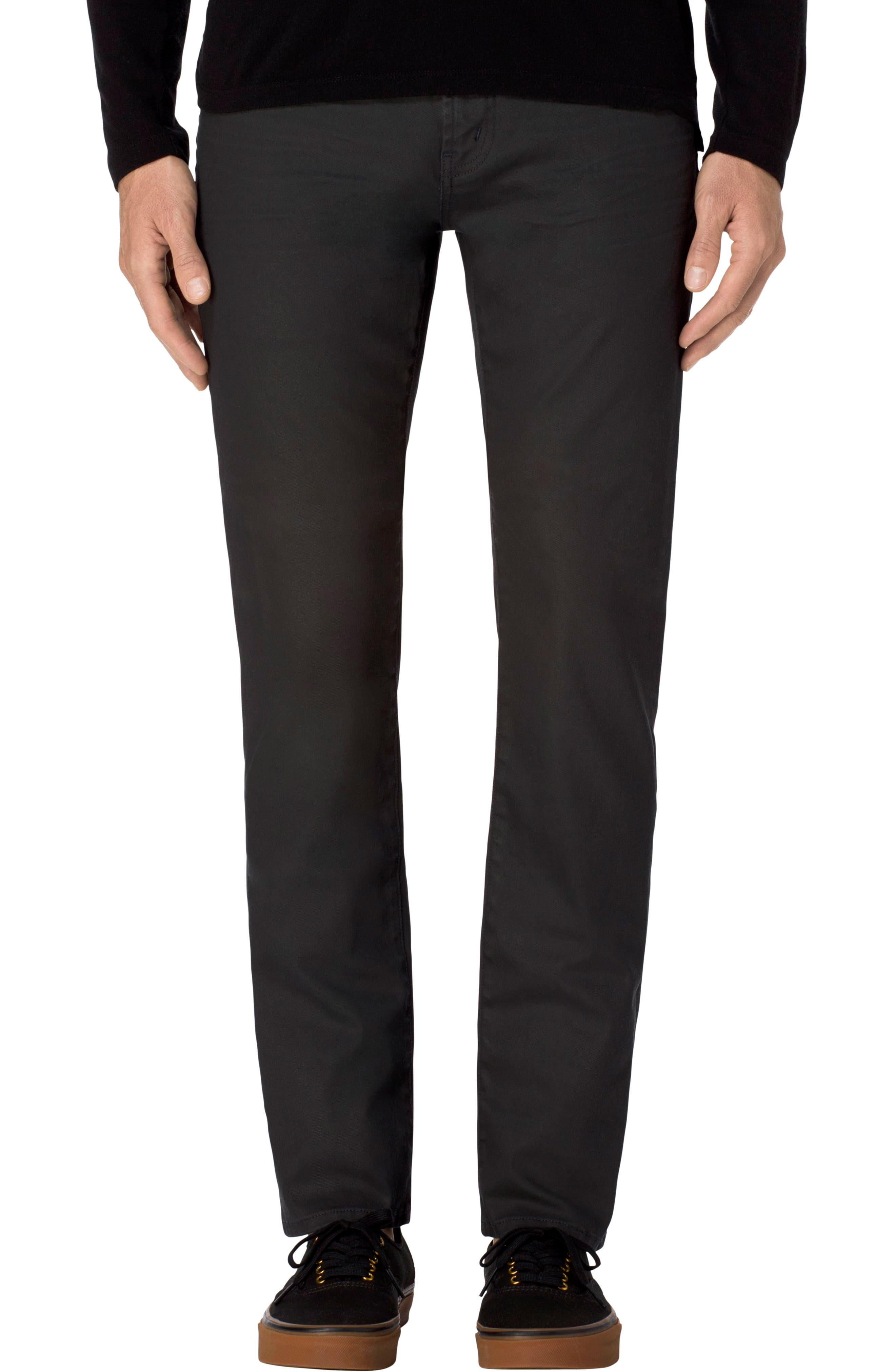 Kane Slim Straight Fit Jeans,                         Main,                         color, 022