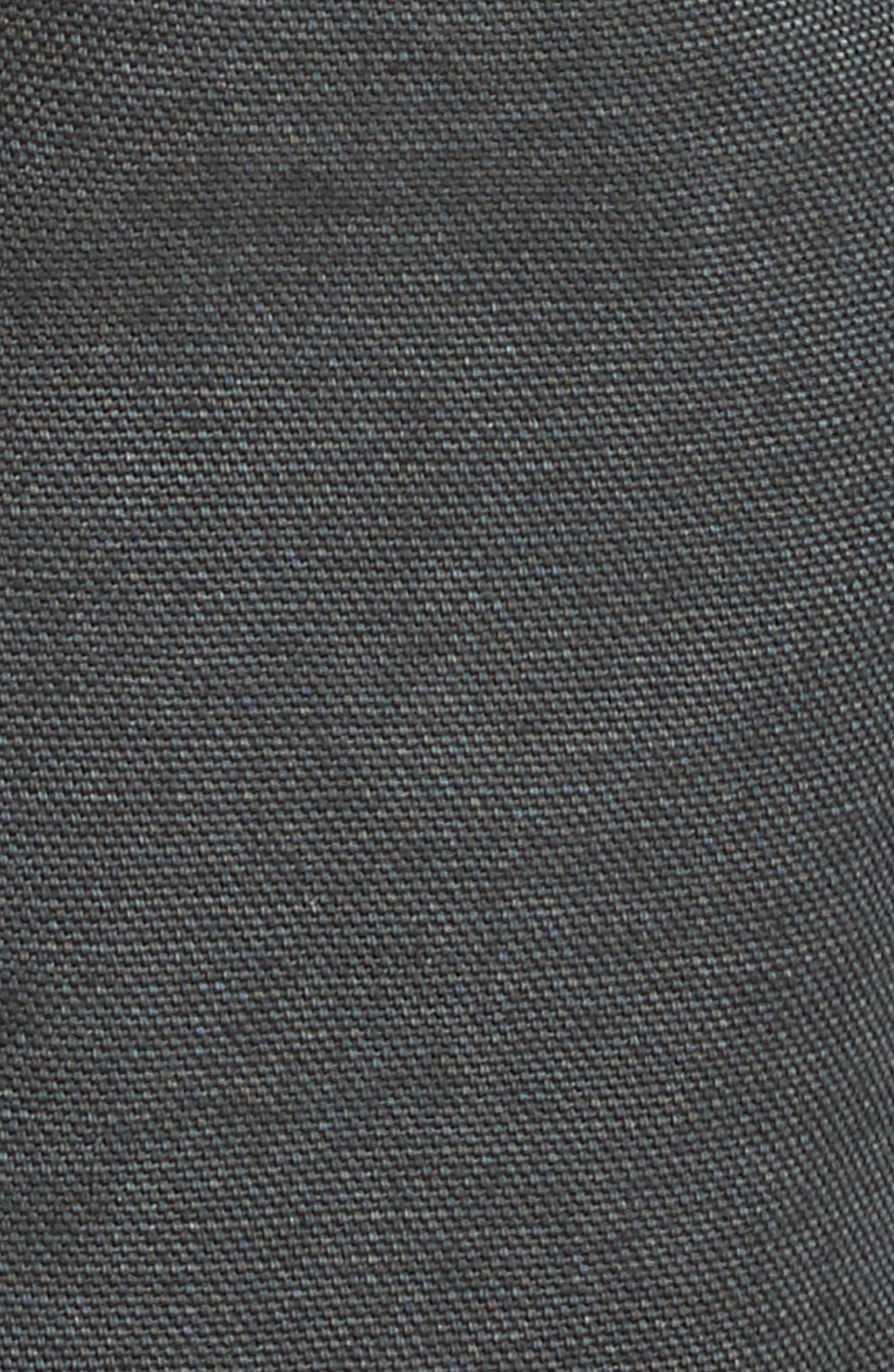 The Desert Embroidered Shorts,                             Alternate thumbnail 5, color,                             001