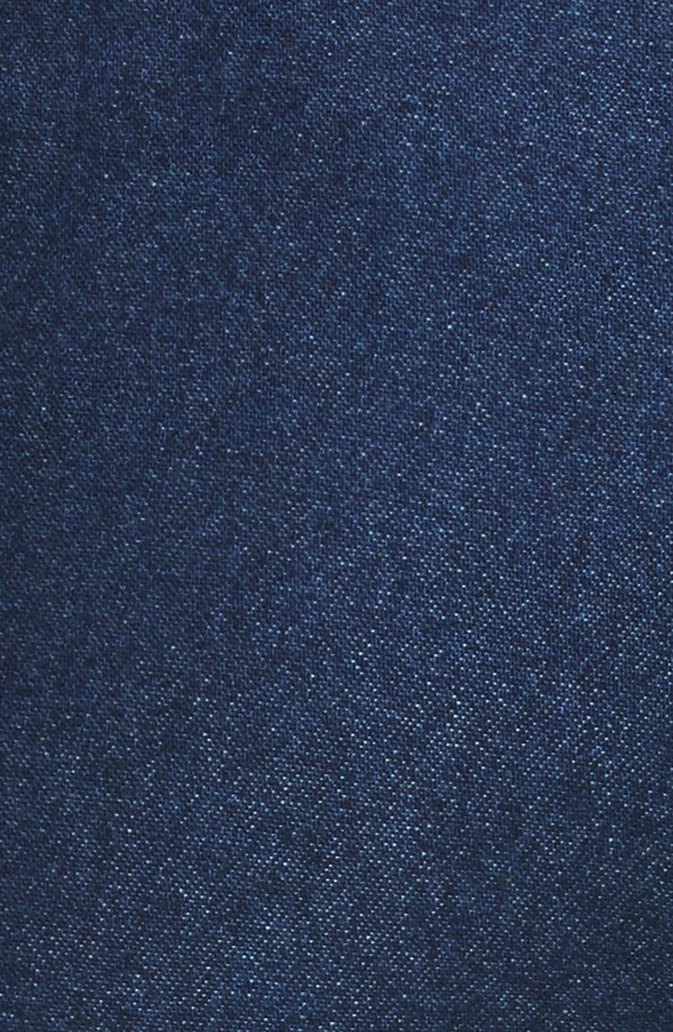 Mojave Side Panel Skinny Jeans,                             Alternate thumbnail 5, color,                             400