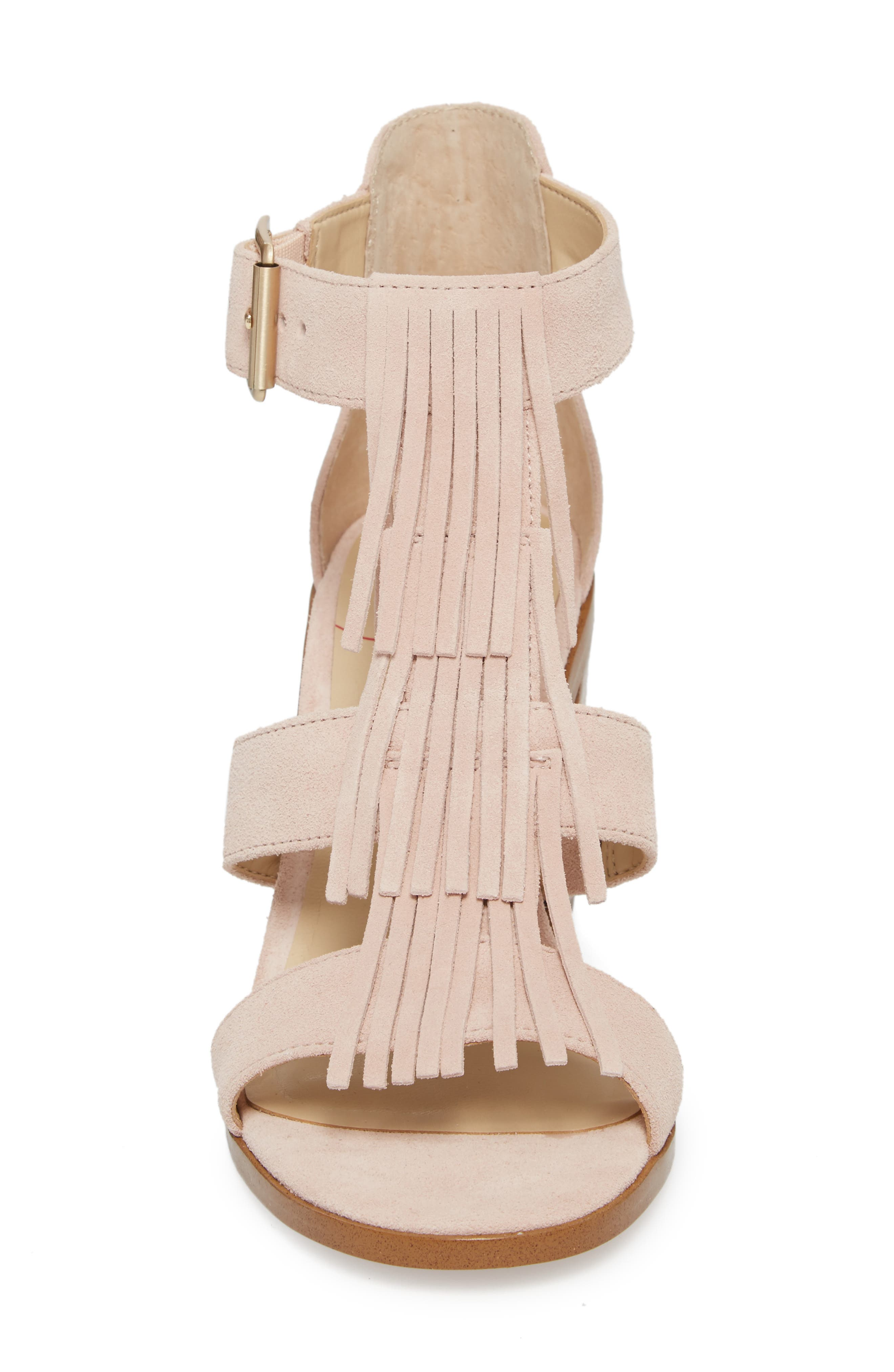 'Delilah' Fringe Sandal,                             Alternate thumbnail 27, color,