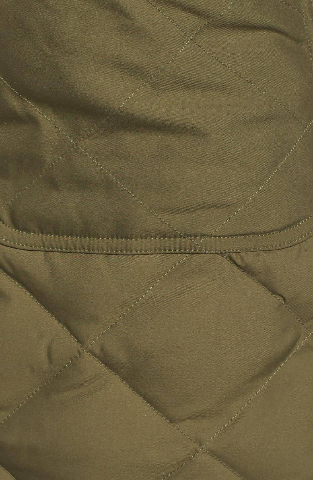 Bixby Long Down Jacket,                             Alternate thumbnail 4, color,                             397