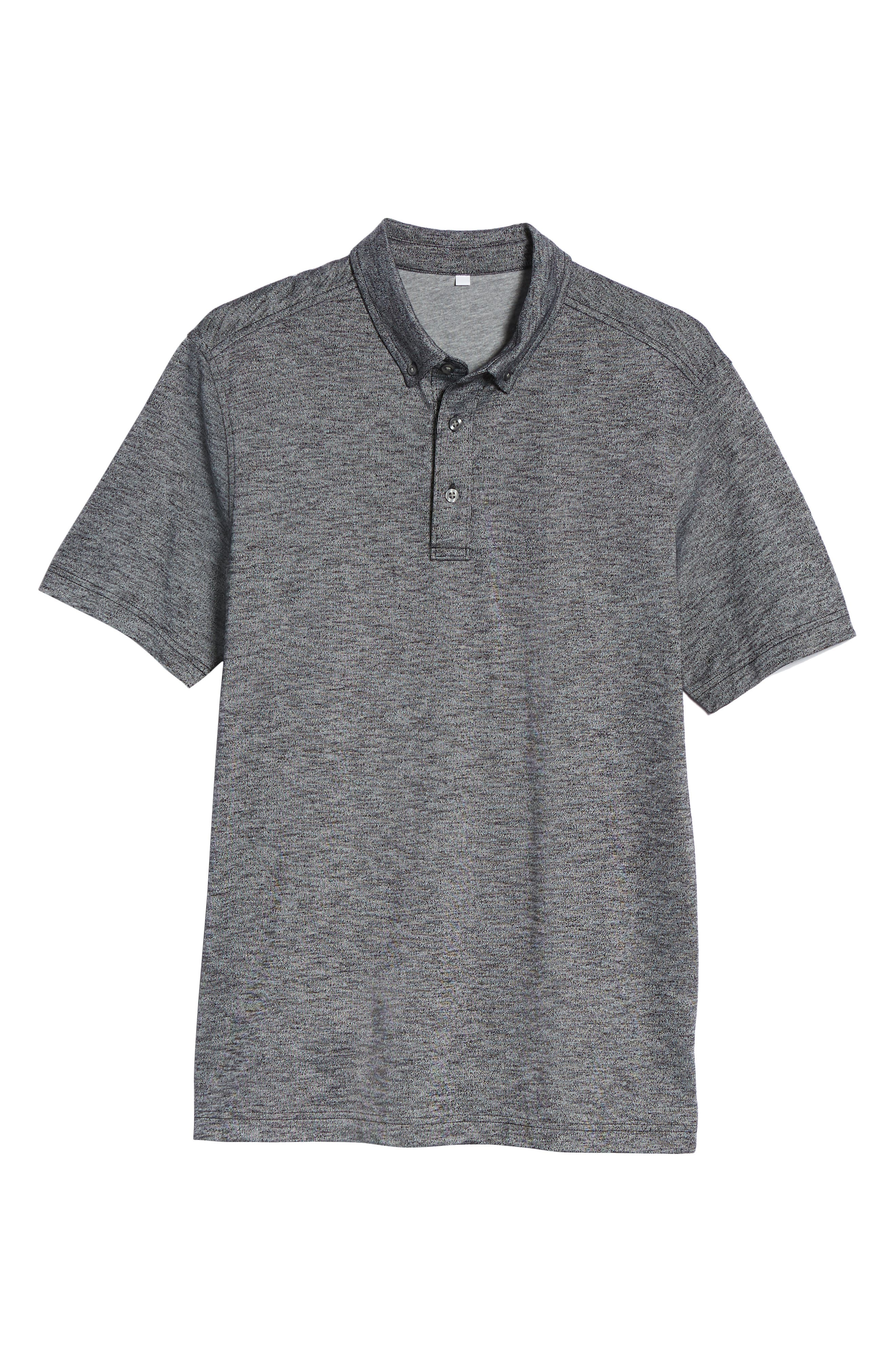 Regular Fit Polo,                             Alternate thumbnail 6, color,                             001