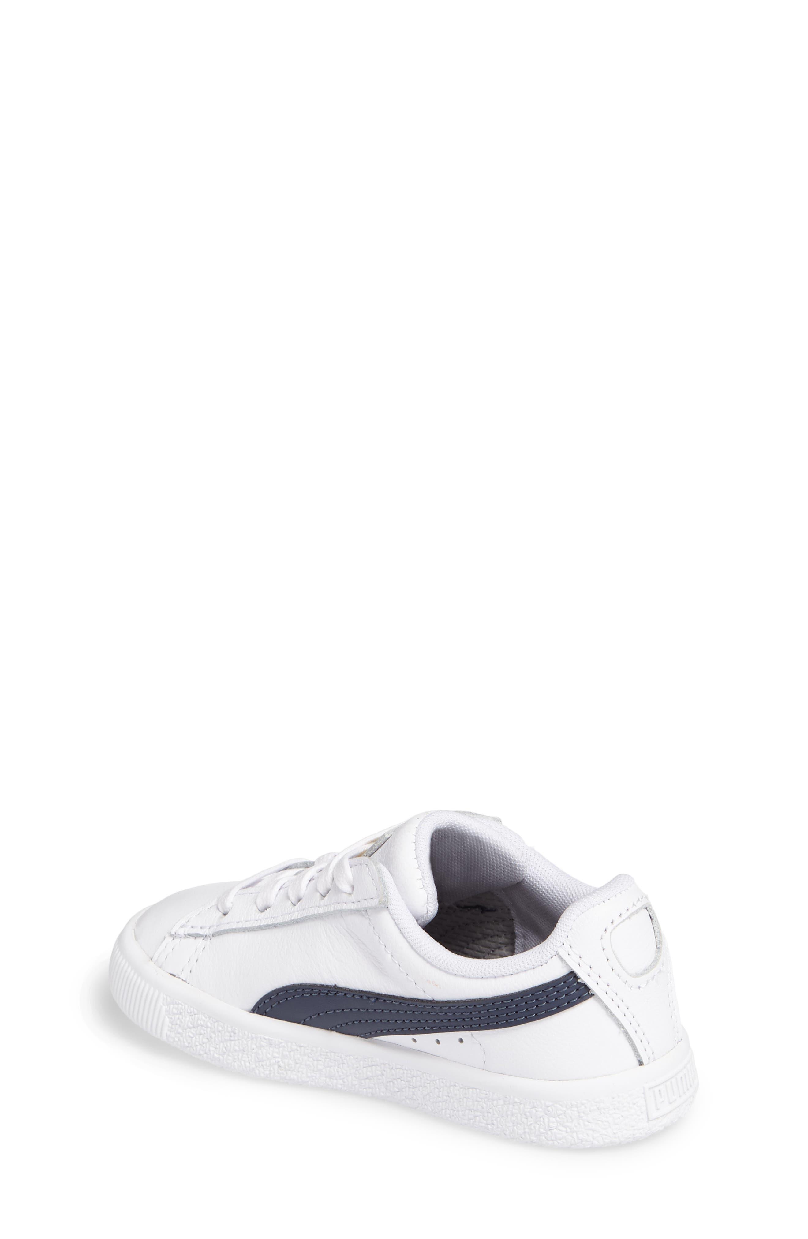 Clyde Core Foil Sneaker,                             Alternate thumbnail 10, color,