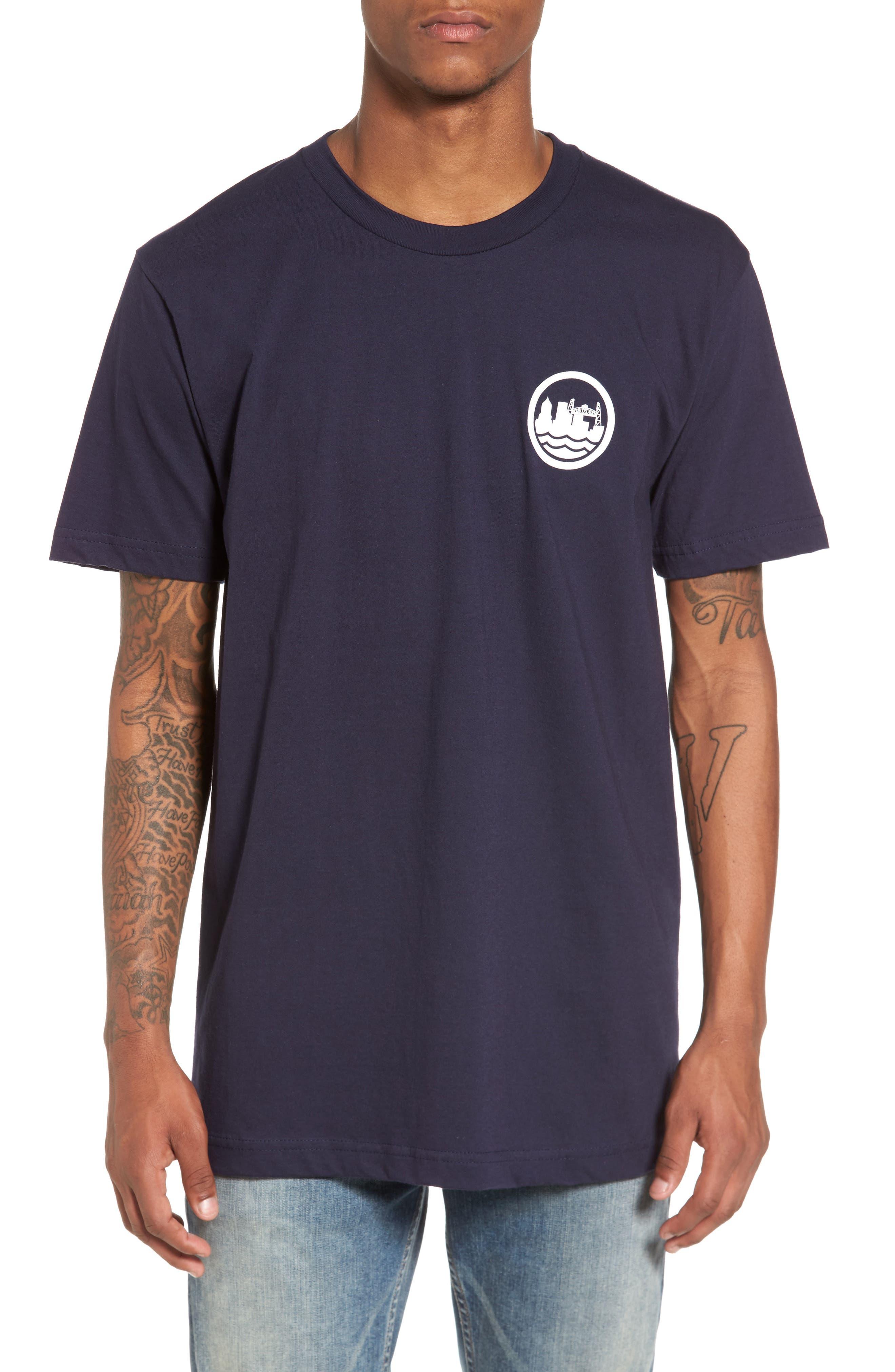 PDX T-Shirt,                             Main thumbnail 2, color,