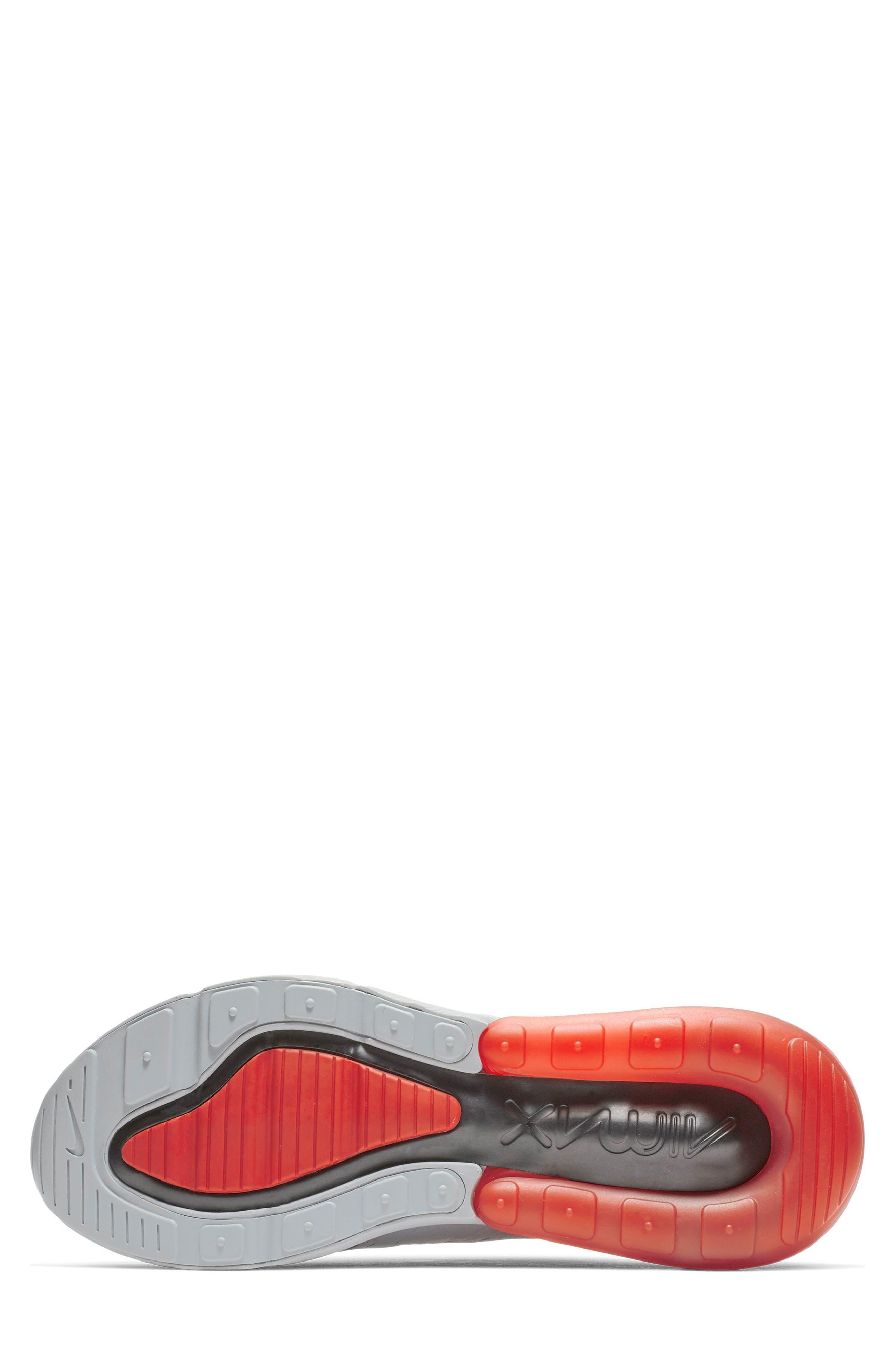 NIKE,                             Air Max 270 Sneaker,                             Alternate thumbnail 4, color,                             025