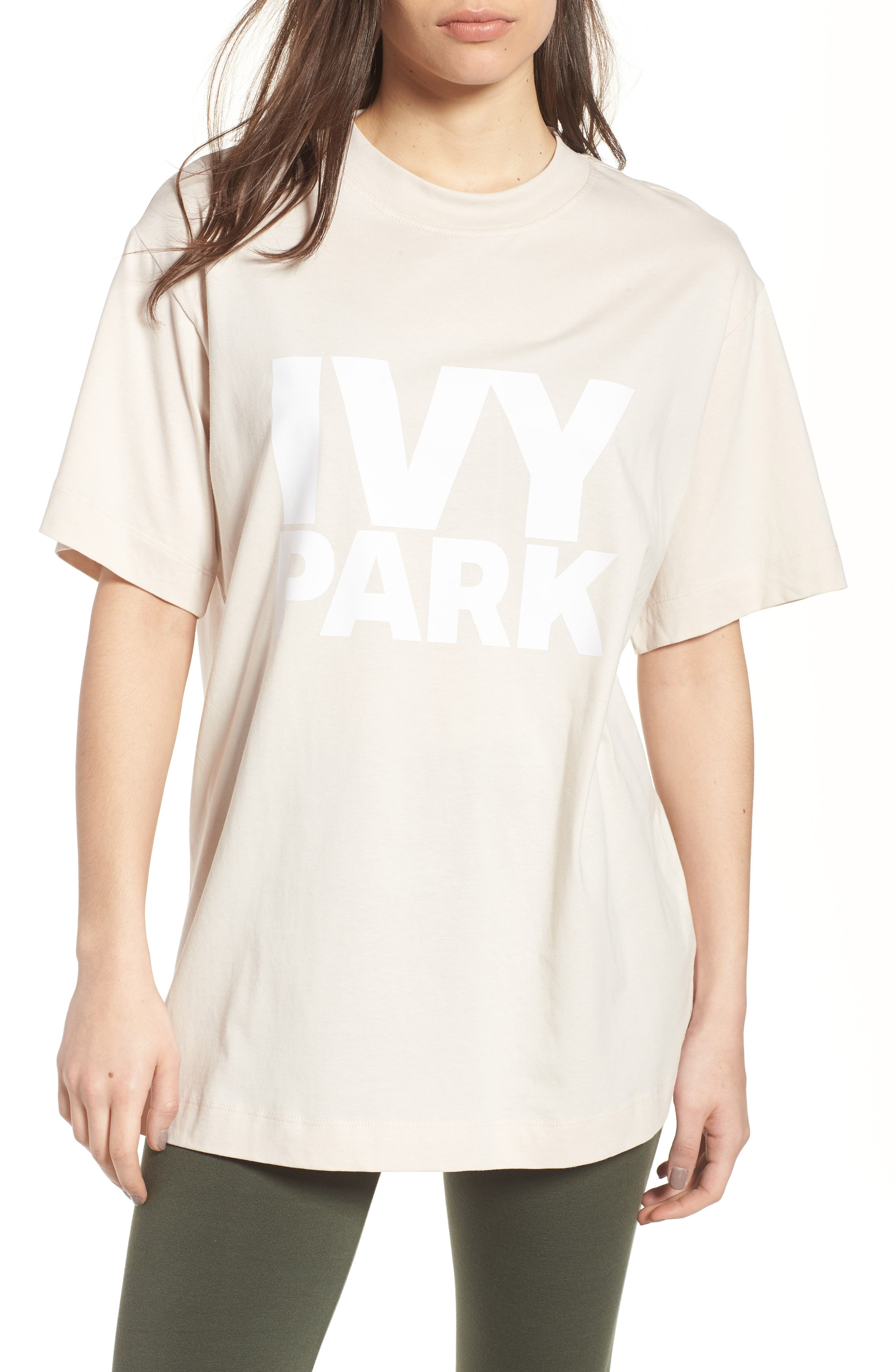 Programme Oversize Logo Tee,                         Main,                         color, 270