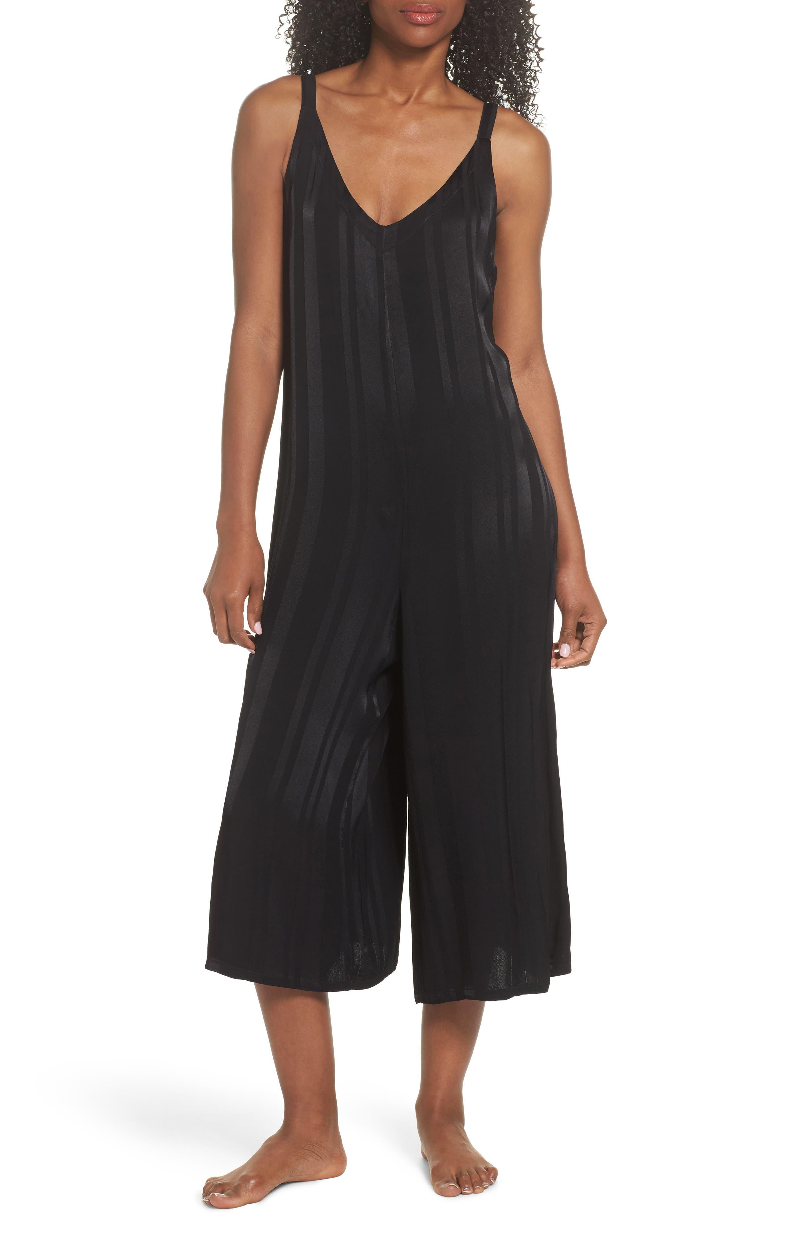 Sienna Crop Lounge Jumpsuit,                         Main,                         color,