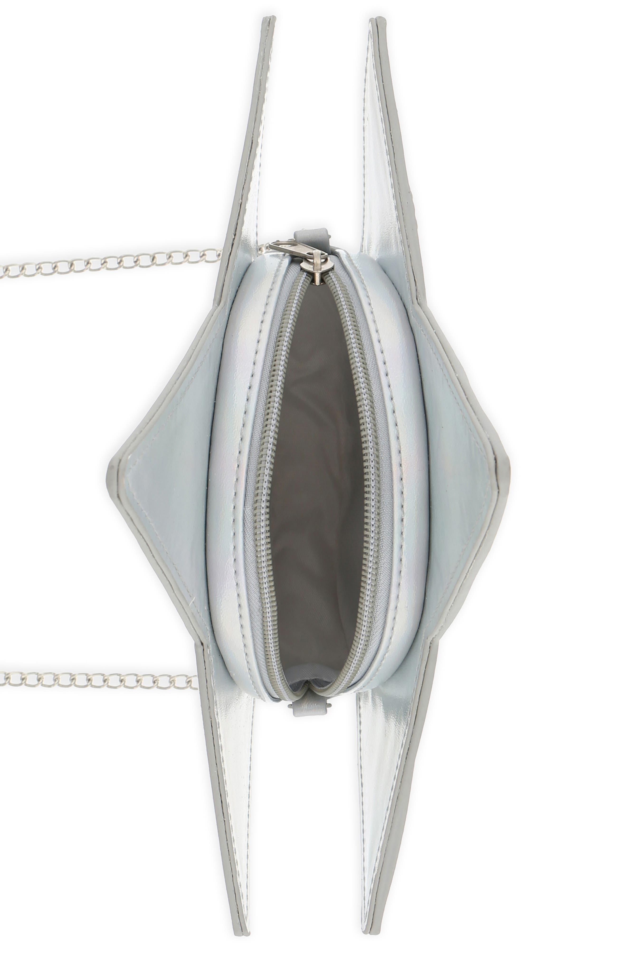Silver Star Shoulder Bag,                             Alternate thumbnail 3, color,                             040