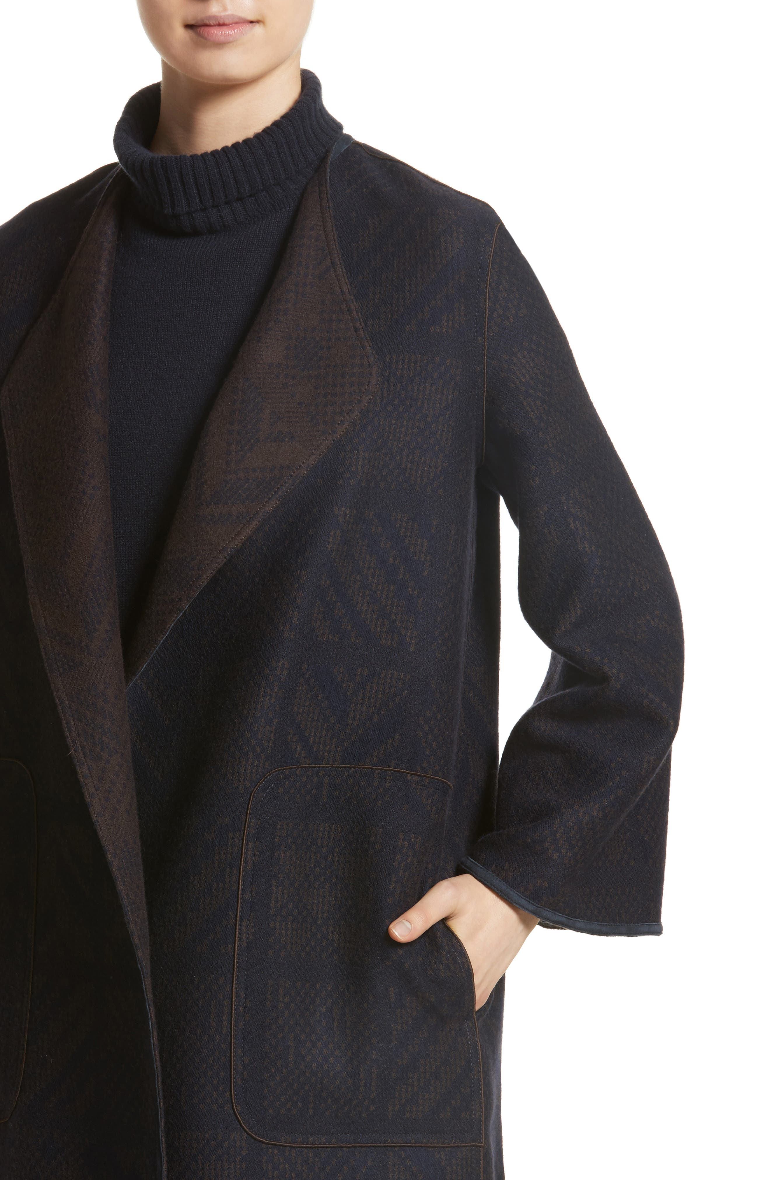 McCall Reversible Coat,                             Alternate thumbnail 5, color,                             438