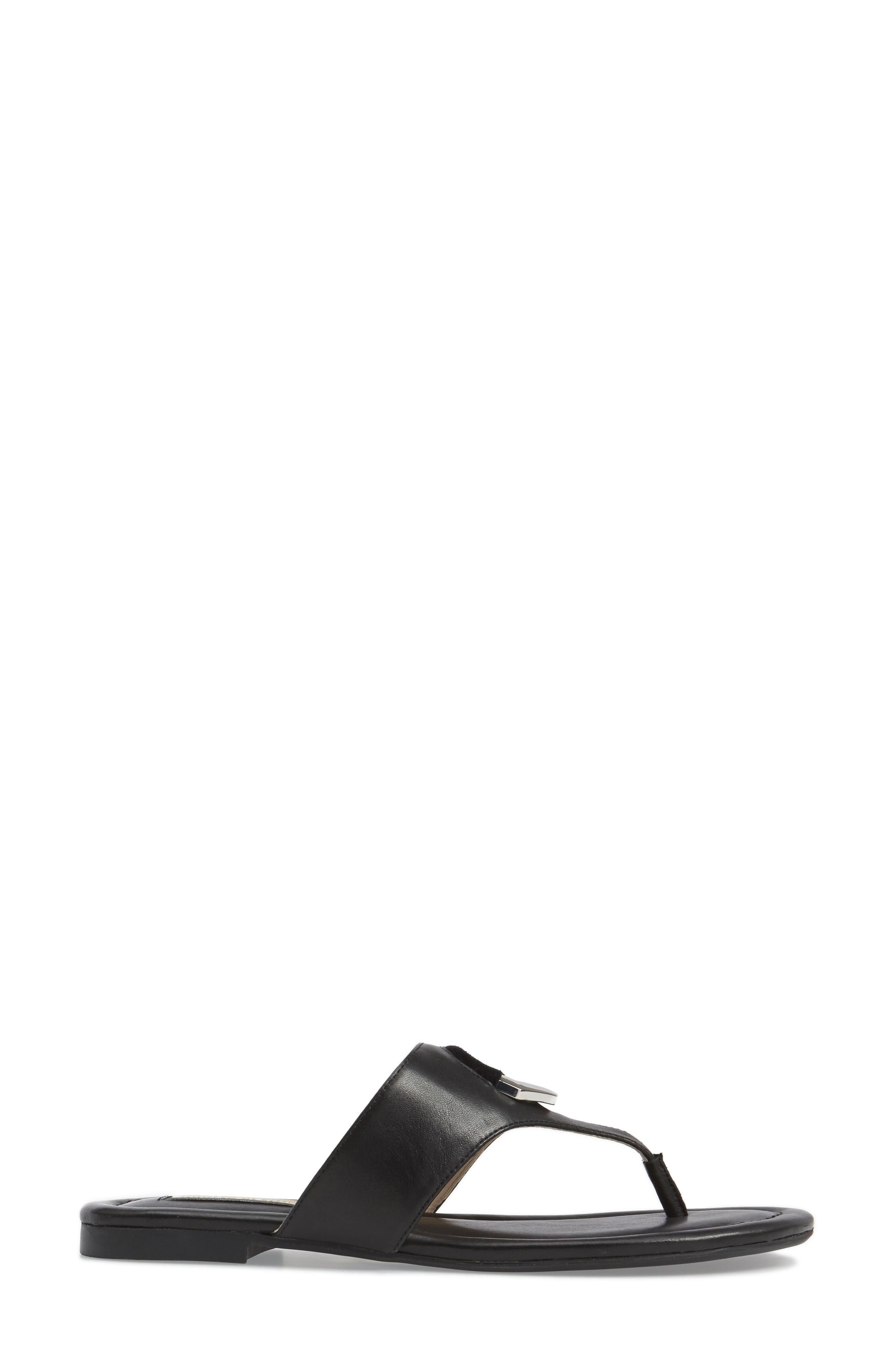 Adana Flip Flop,                             Alternate thumbnail 3, color,                             002