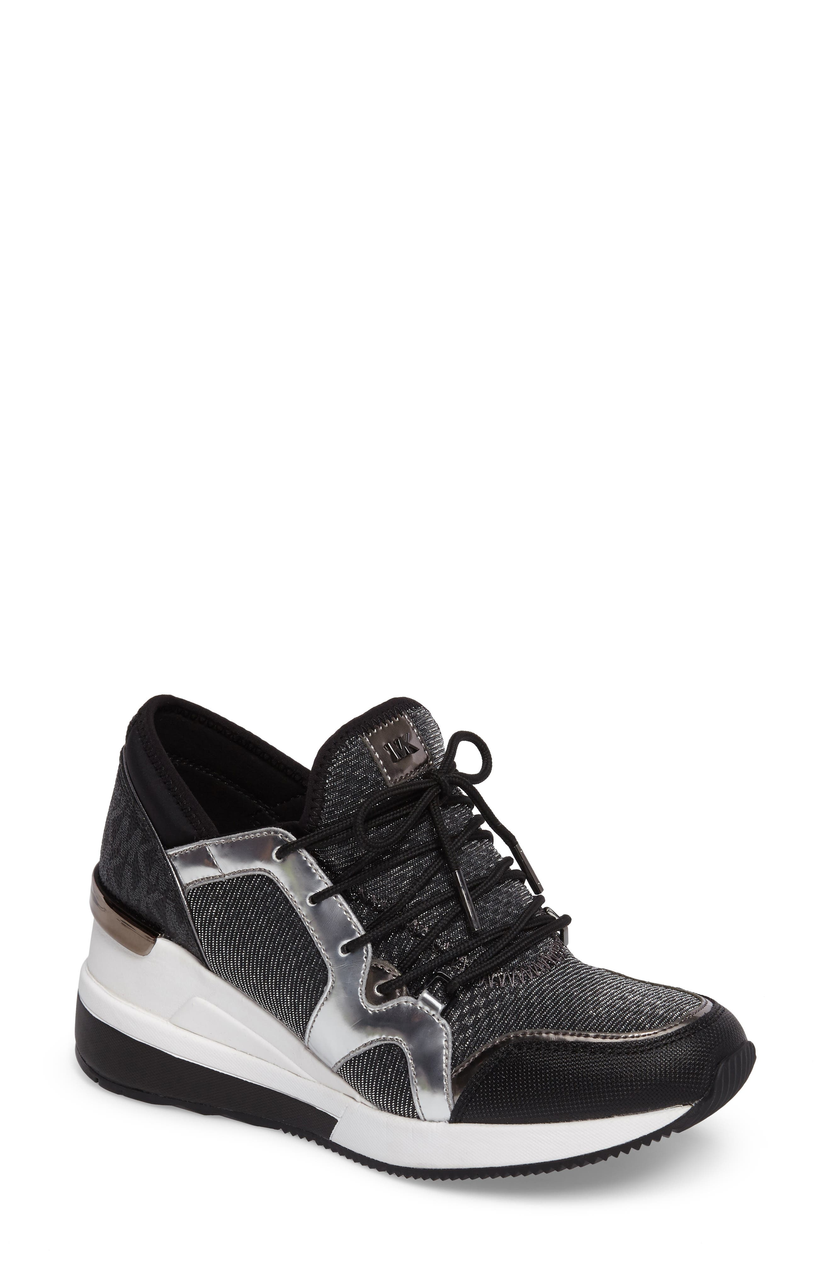 Scout Wedge Sneaker,                         Main,                         color, 041