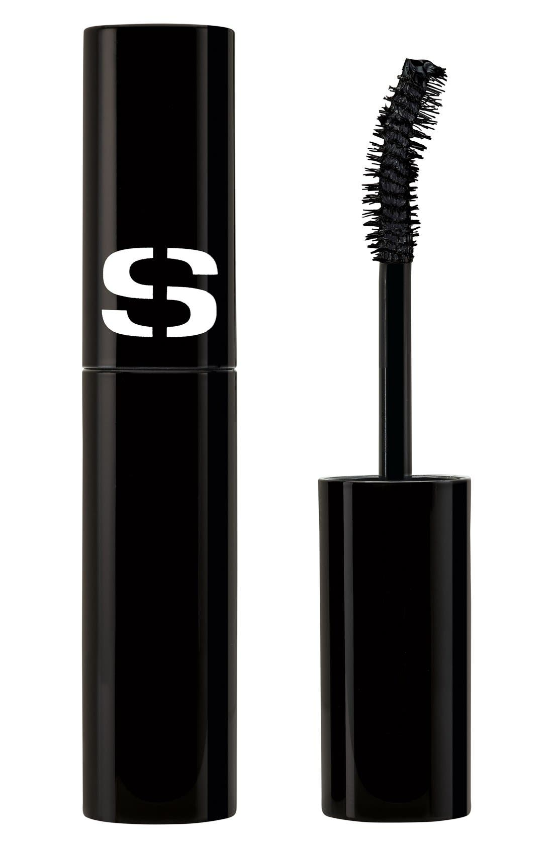 So Curl Mascara,                         Main,                         color, DEEP BLACK