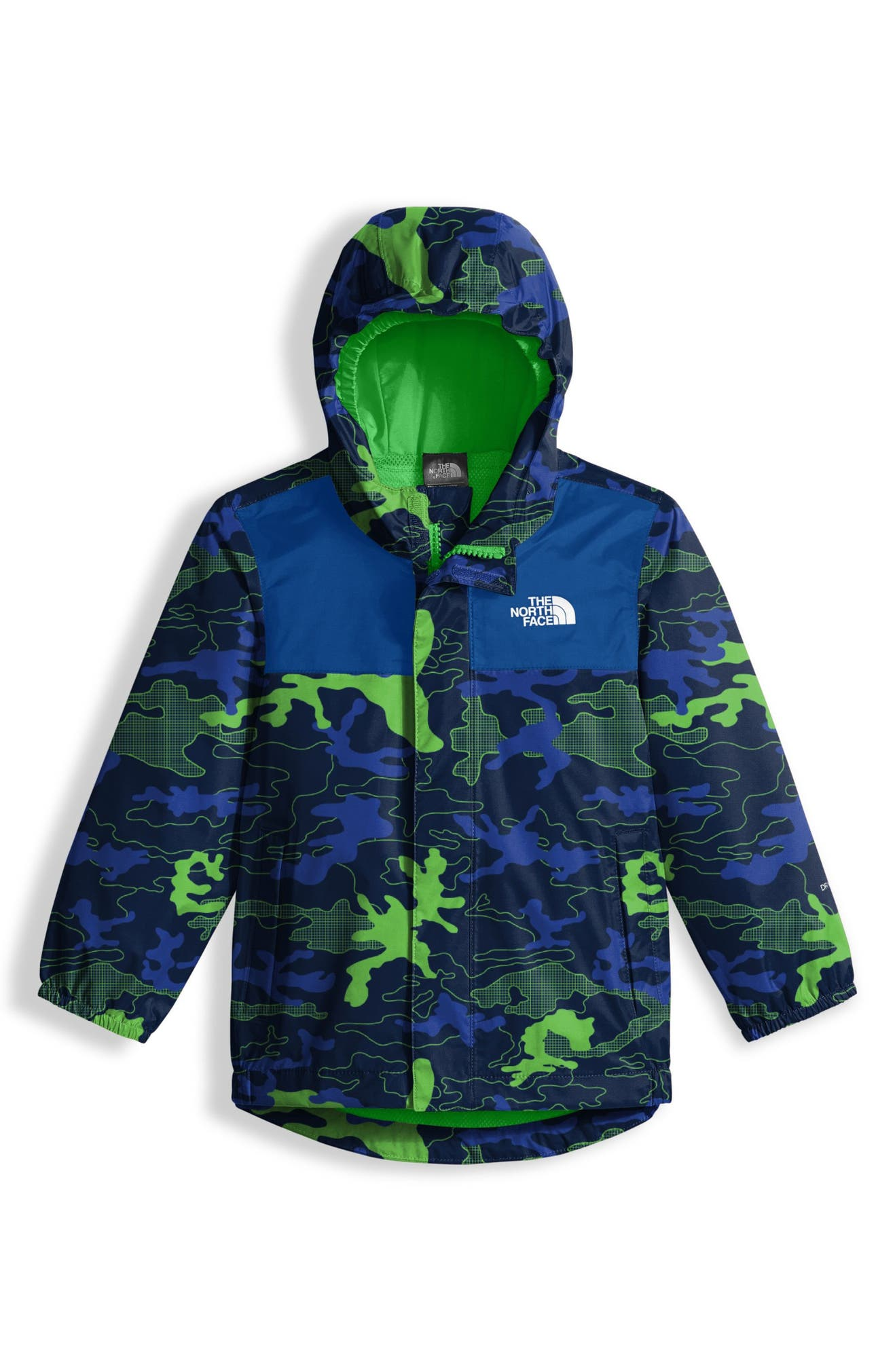 1ea30d02ad91 The North Face Tailout Hooded Rain Jacket (Toddler Boys   Little Boys)