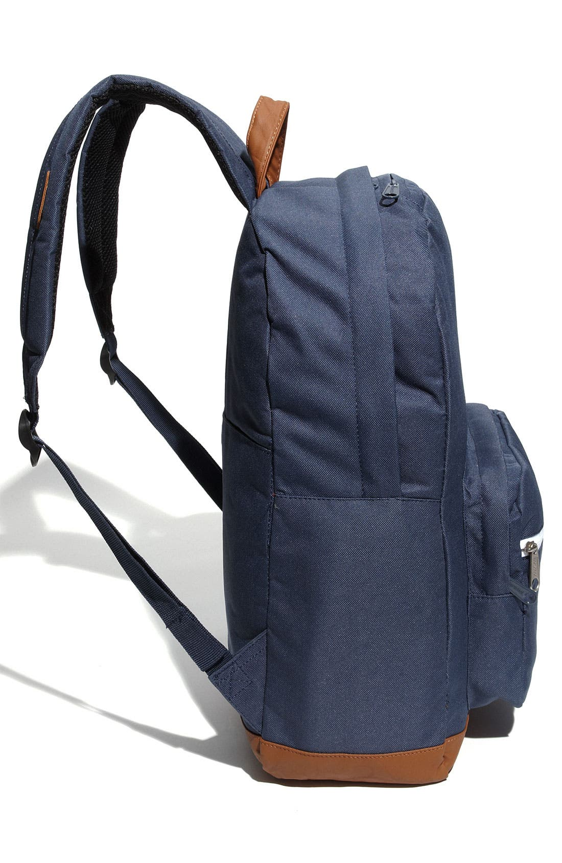 HERSCHEL SUPPLY CO.,                             'Pop Quiz' Backpack,                             Alternate thumbnail 9, color,                             NAVY