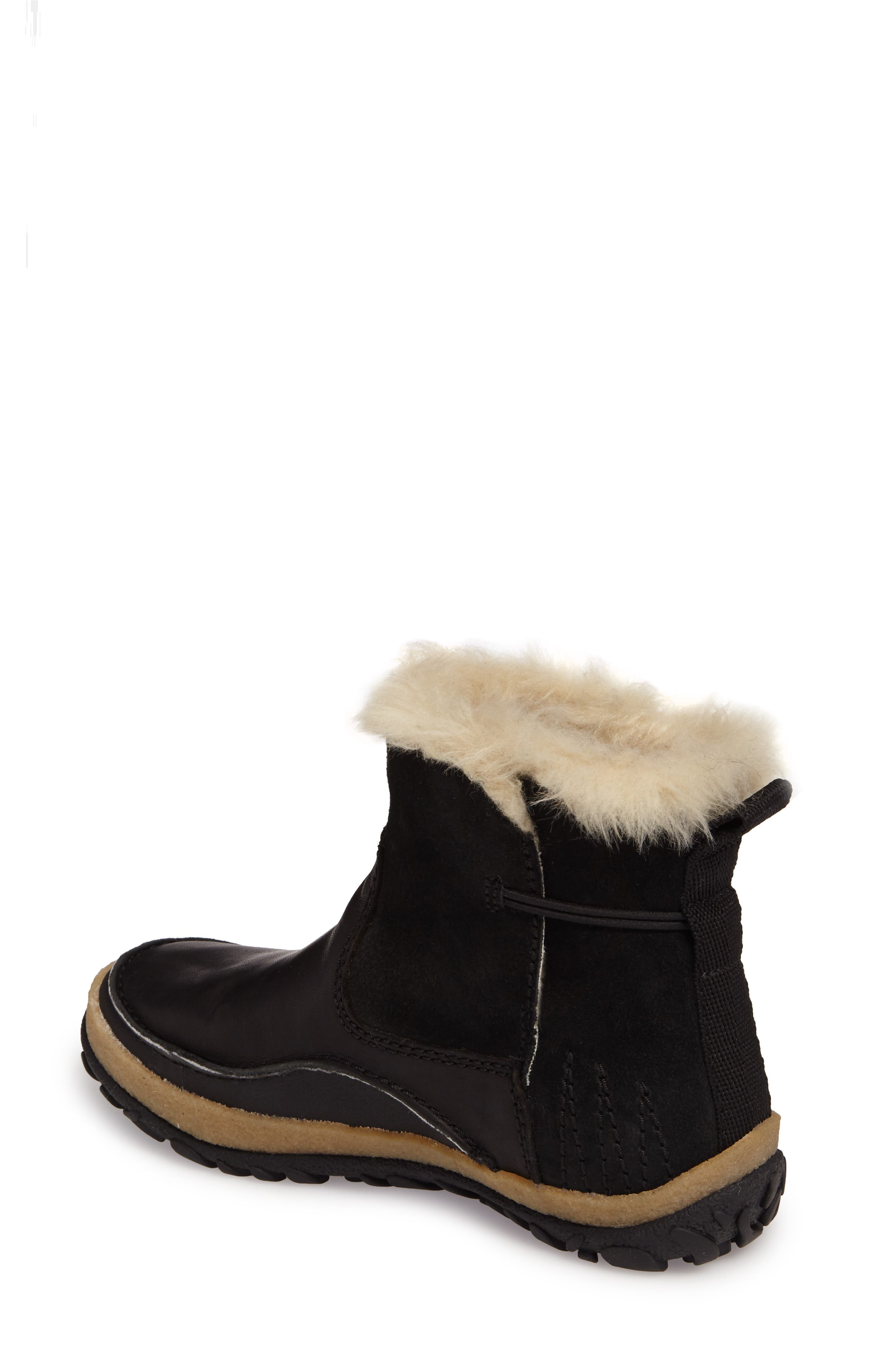 Tremblant Pull-On Polar Waterproof Bootie,                             Alternate thumbnail 2, color,                             001