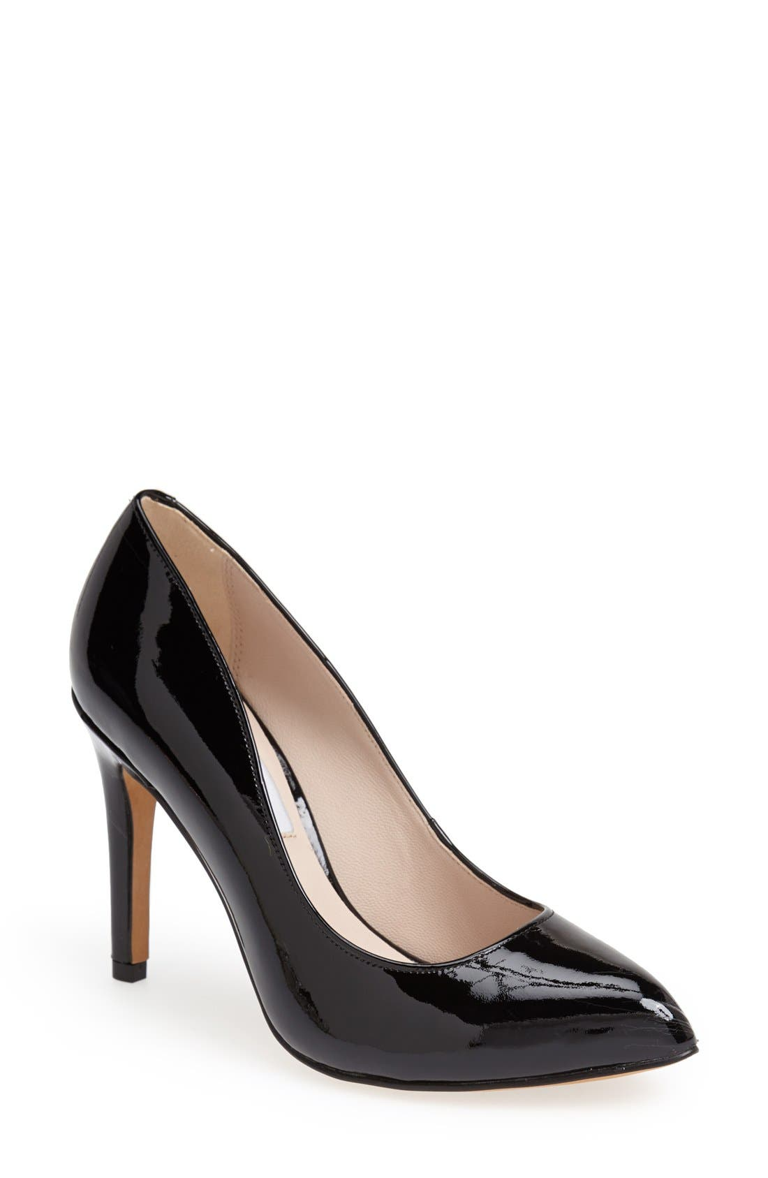 'Always Chic' Pump, Main, color, 017