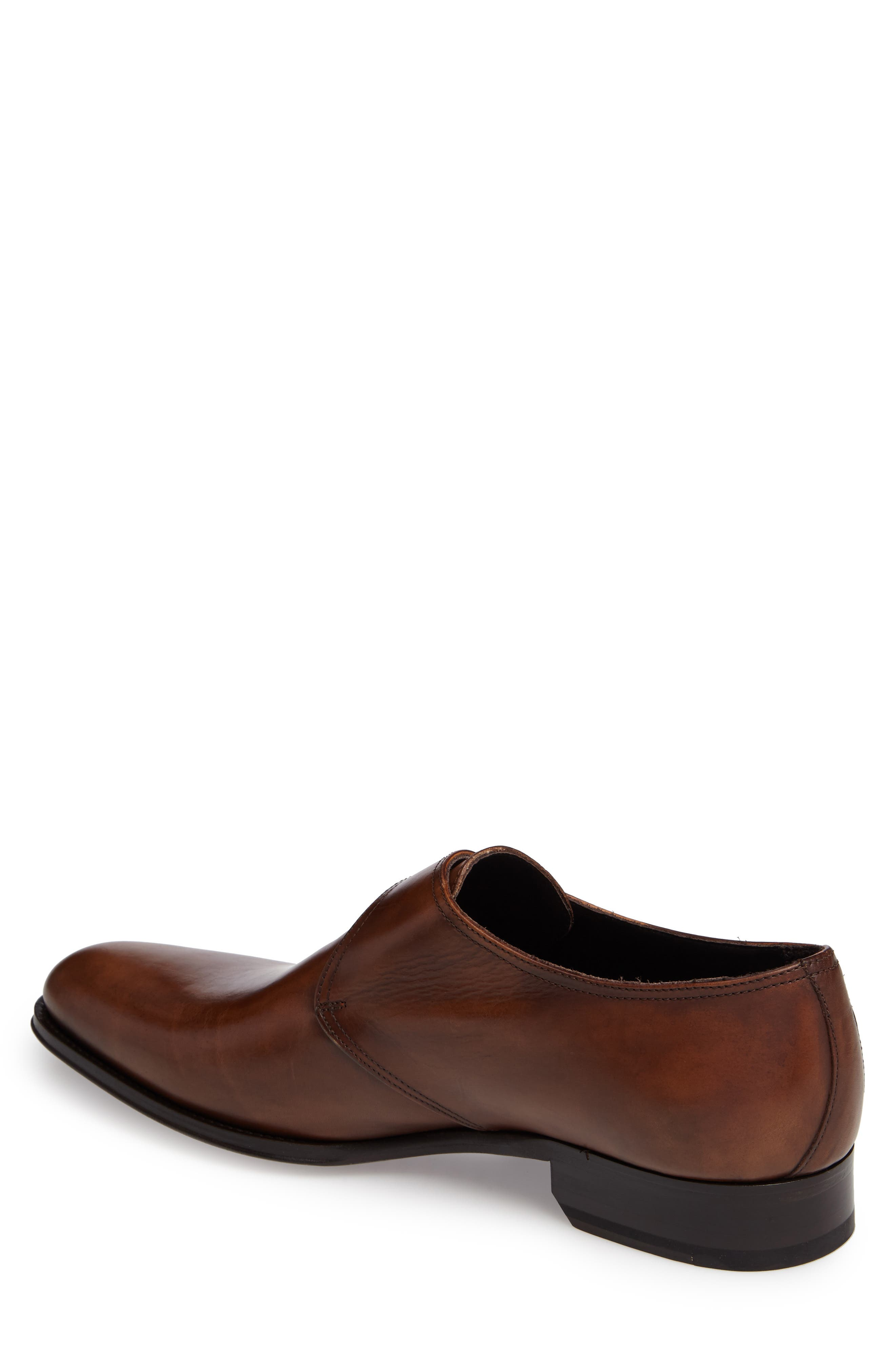 Emmett Monk Strap Shoe,                             Alternate thumbnail 8, color,