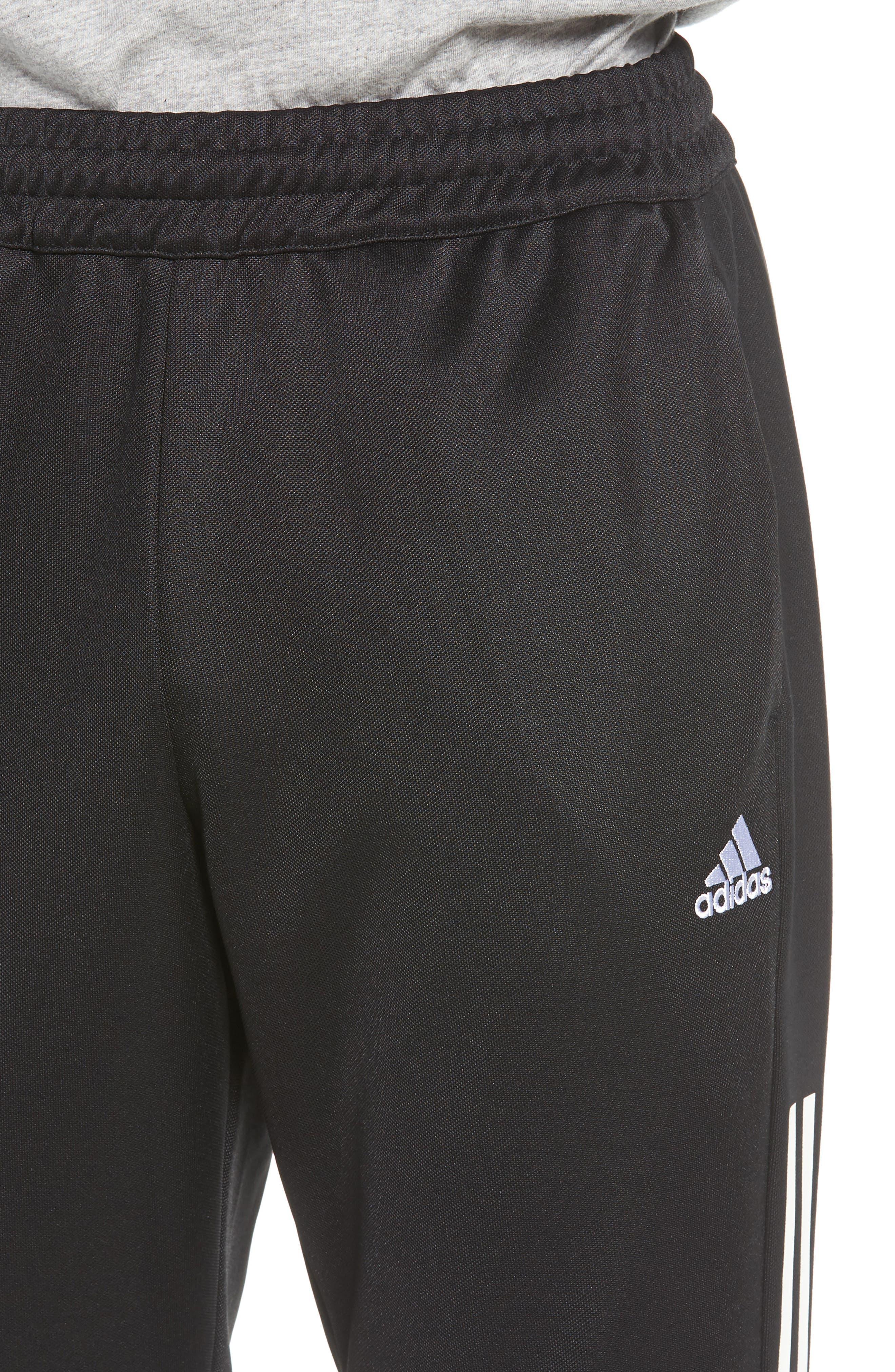 Casual Regular Fit Sweatpants,                             Alternate thumbnail 4, color,                             001
