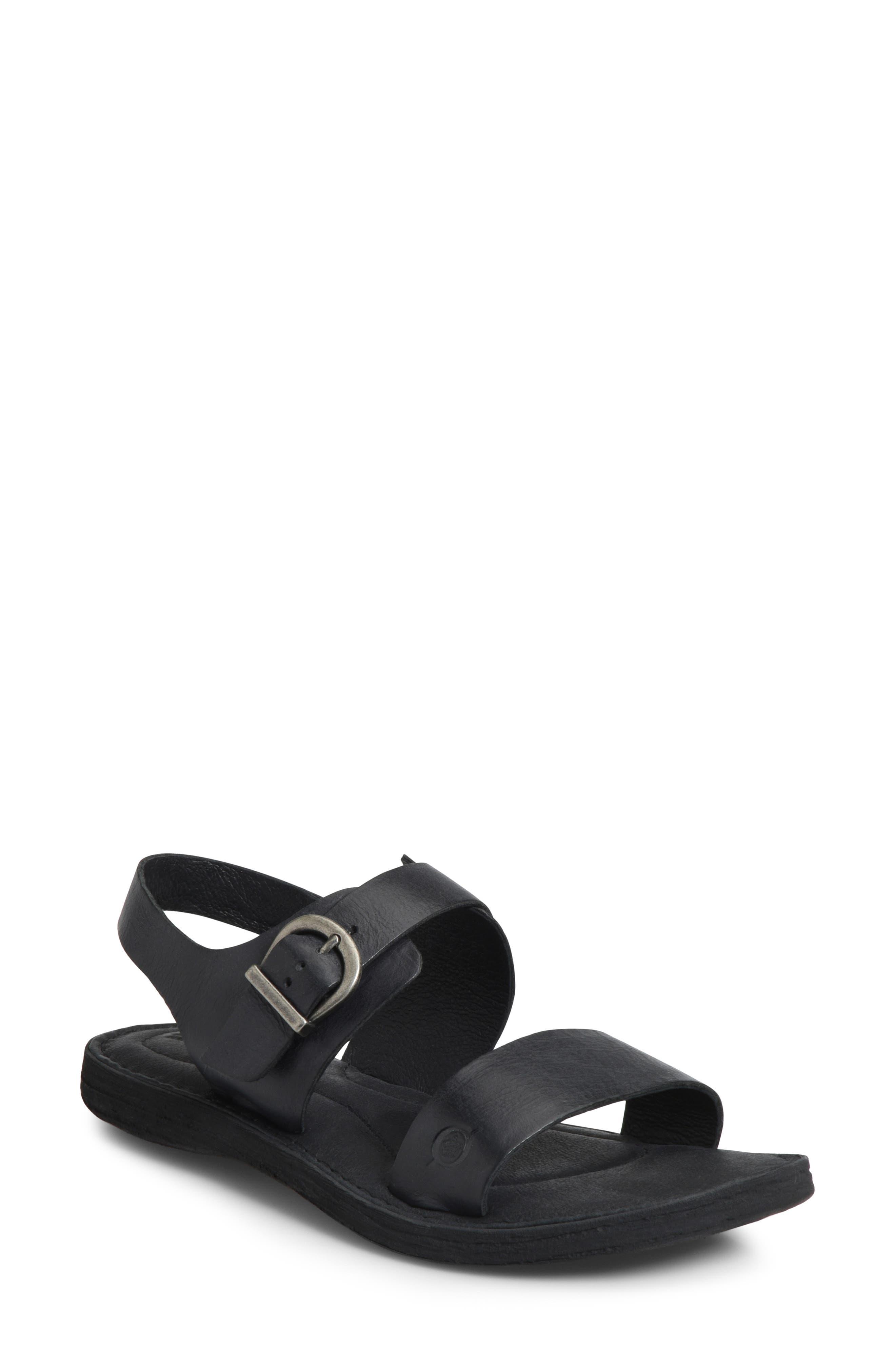 B?rn Selway Sandal, Black