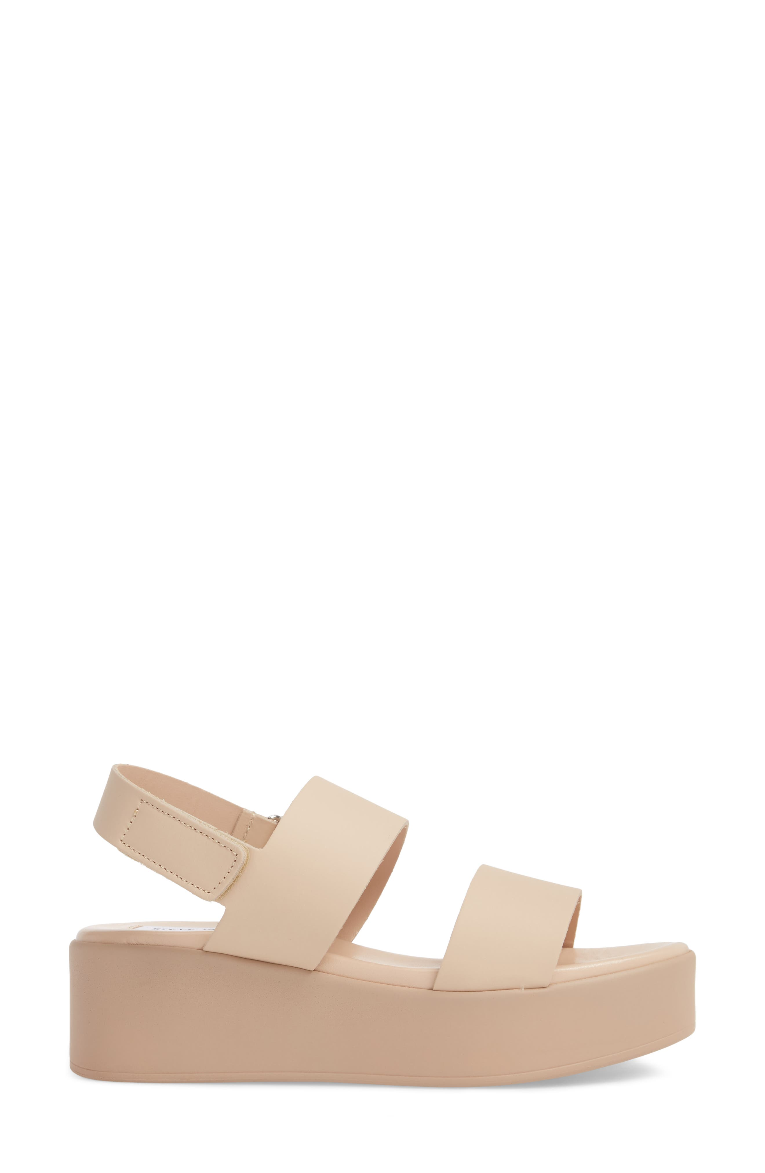 Rachel Platform Wedge Sandal,                             Alternate thumbnail 3, color,                             250