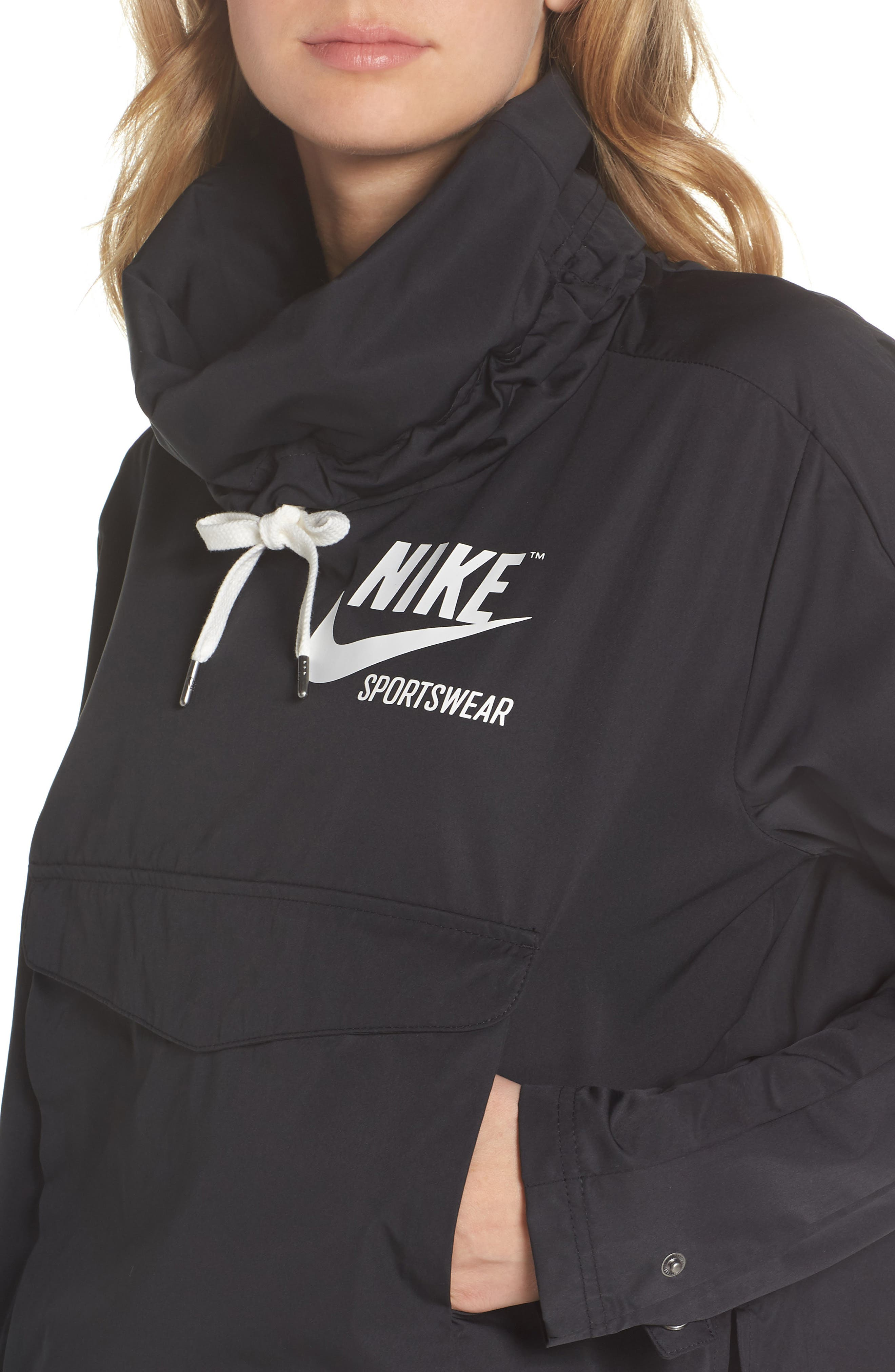 Sportswear Archive Jacket,                             Alternate thumbnail 8, color,