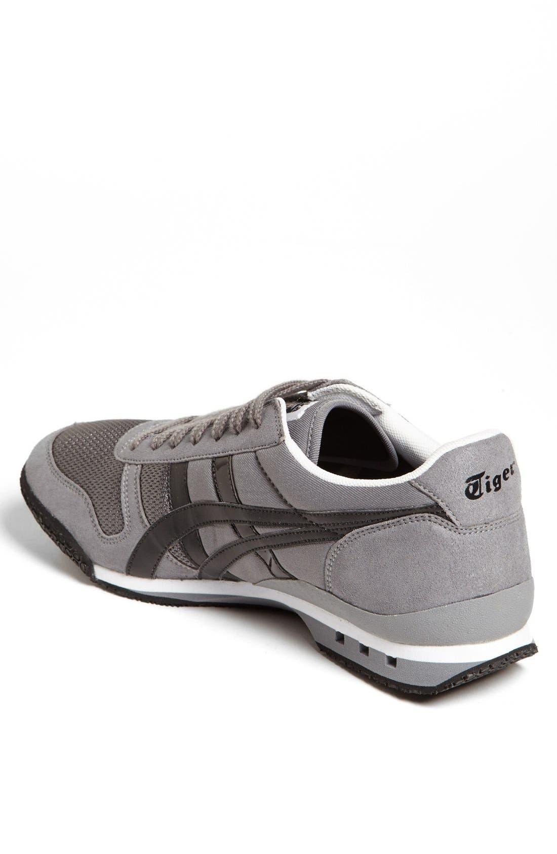 'Ultimate 81<sup>™</sup>' Sneaker,                             Alternate thumbnail 4, color,                             CHARCOAL/ BLACK