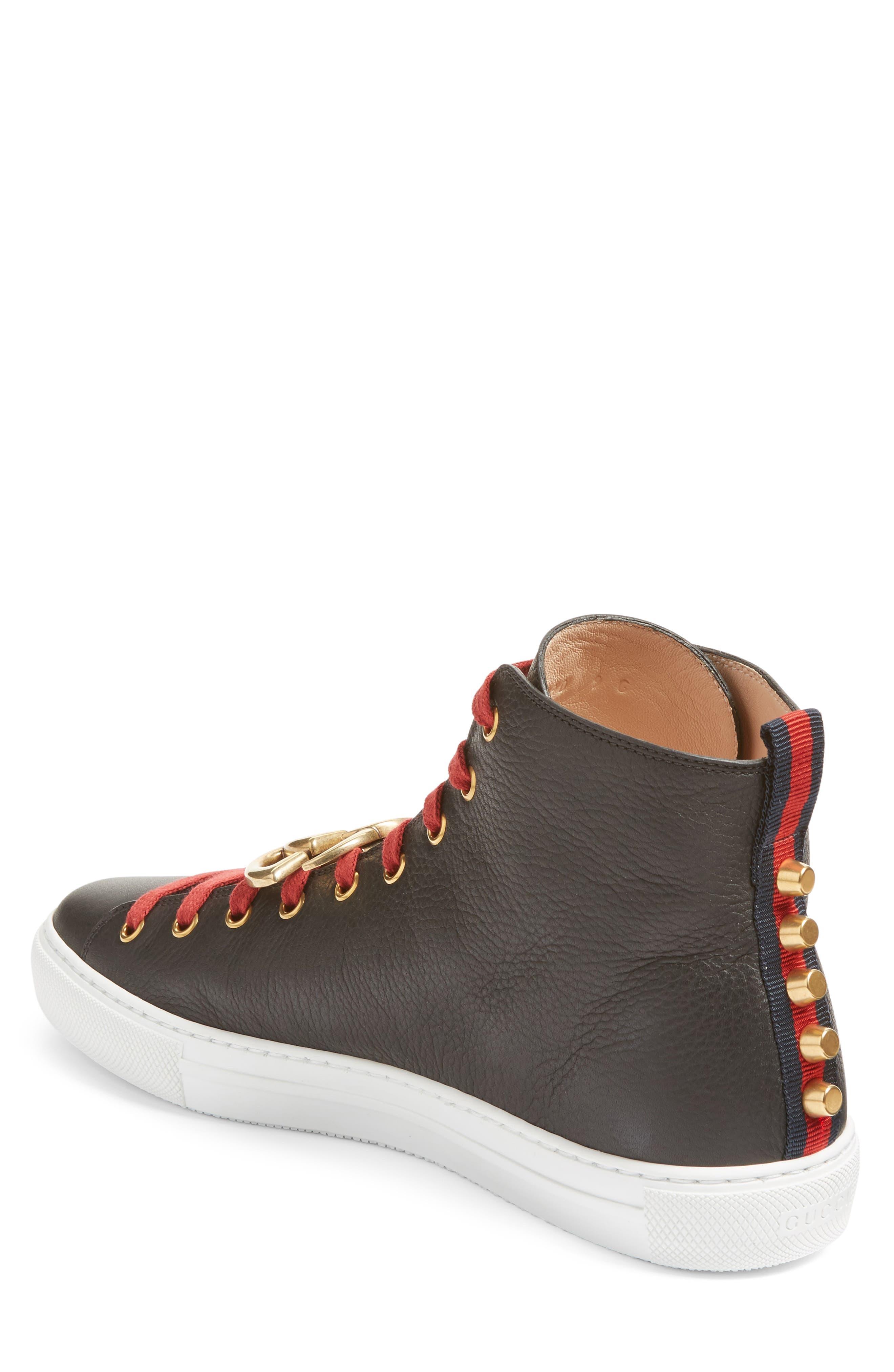 Major High Top Sneaker,                             Alternate thumbnail 2, color,                             007