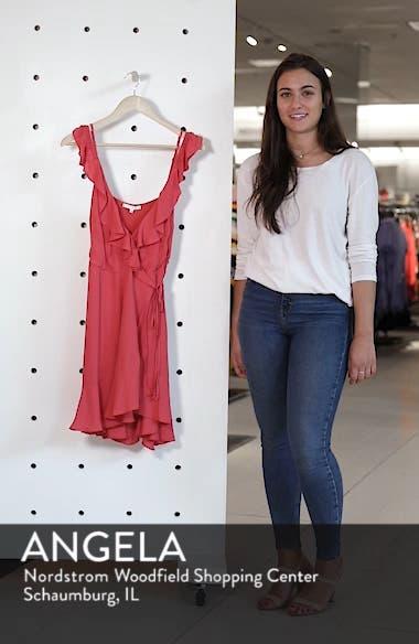 Cold Shoulder Wrap Dress, sales video thumbnail