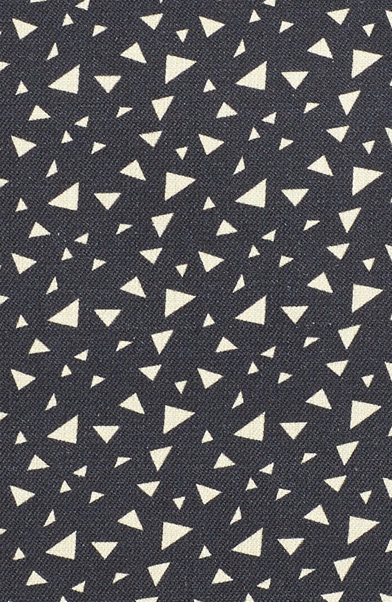 NAT NAST,                             Bermuda Triangle Camp Shirt,                             Alternate thumbnail 5, color,                             001