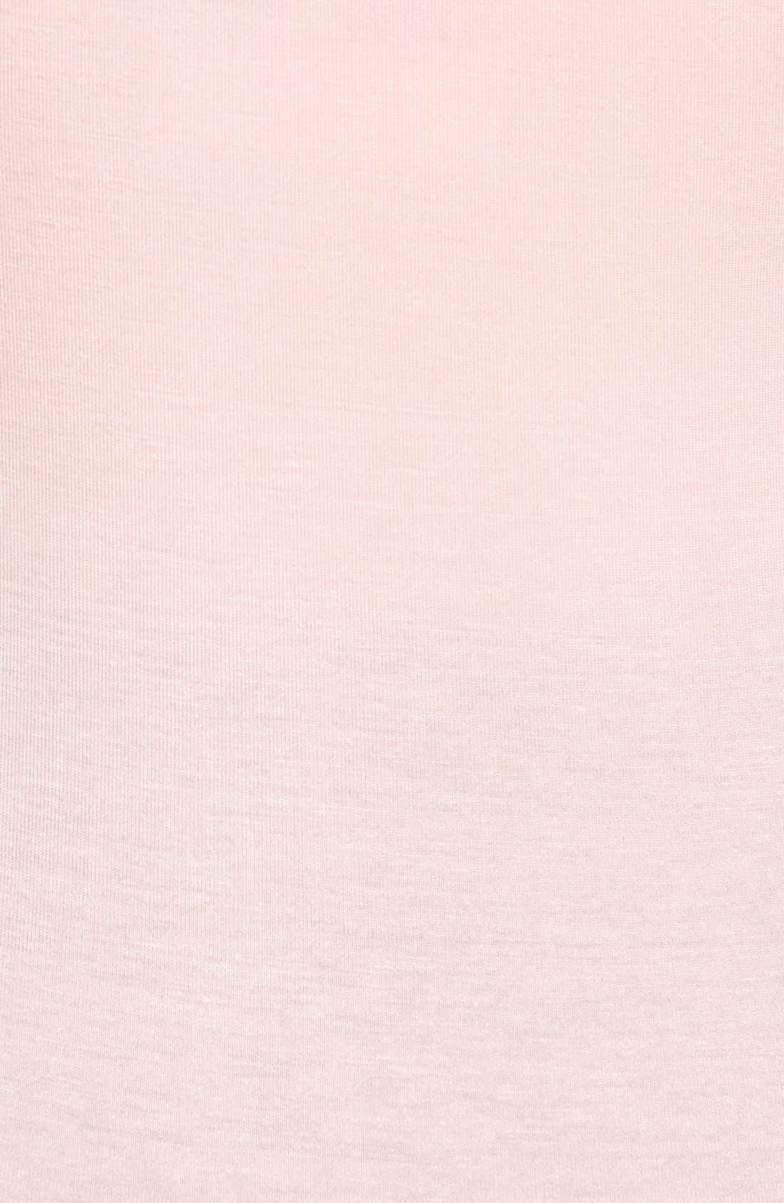 LAB40,                             'Poppy' Maternity/Nursing Top,                             Alternate thumbnail 5, color,                             650