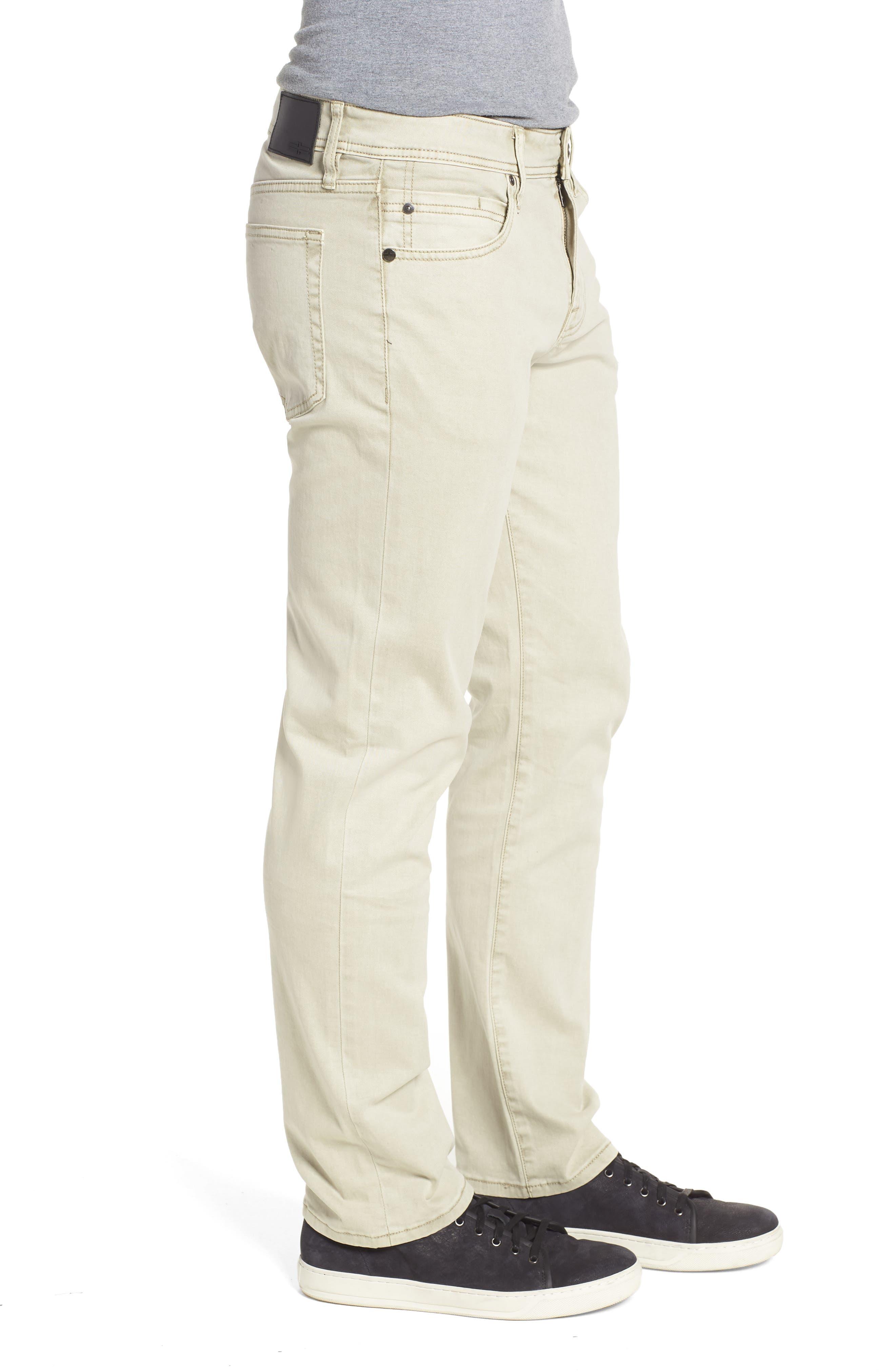 Jeans Co. Straight Leg Jeans,                             Alternate thumbnail 3, color,                             SANDSTROM
