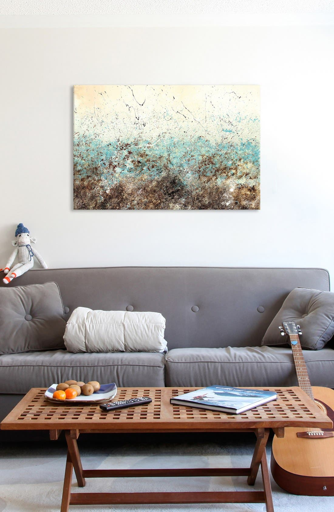 'Cadence' Giclée Print Canvas Art,                             Alternate thumbnail 2, color,