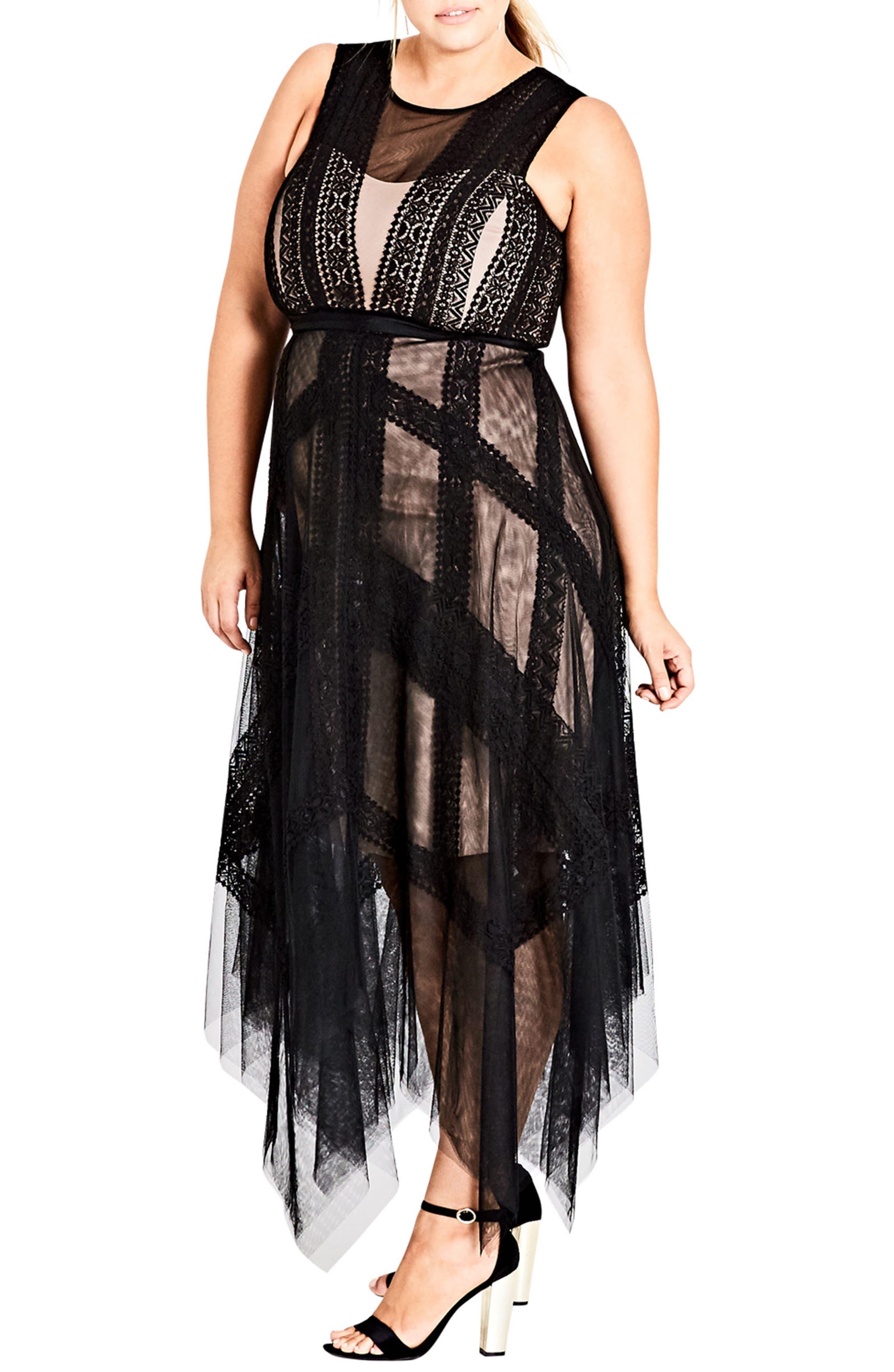 Whimsical Lace Maxi Dress,                         Main,                         color, 001