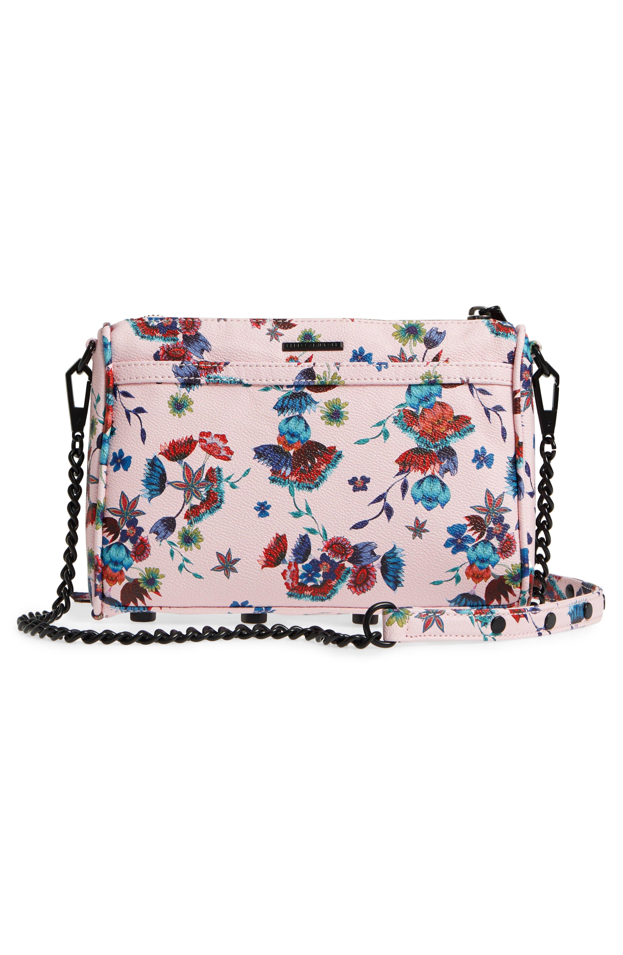 Mini MAC Convertible Crossbody Bag,                             Alternate thumbnail 6, color,