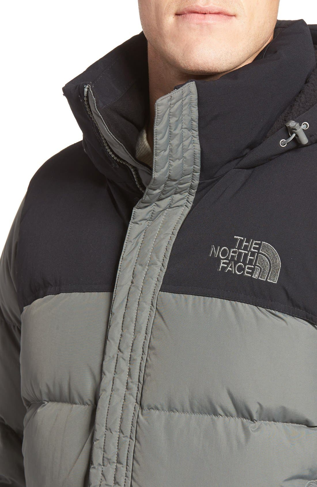 Nuptse Ridge Down Jacket,                             Alternate thumbnail 34, color,