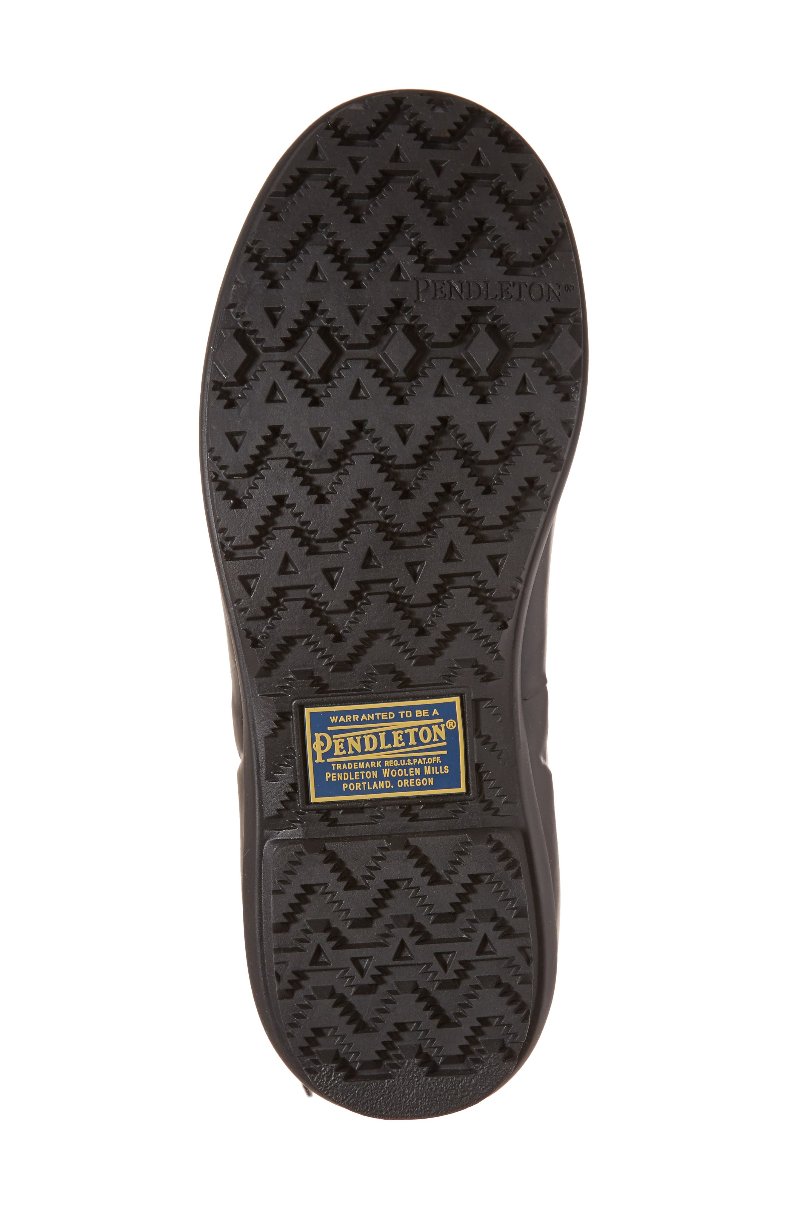 Pendleton Heritage Cunningham Tartan Short Boot,                             Alternate thumbnail 6, color,                             SCARLET