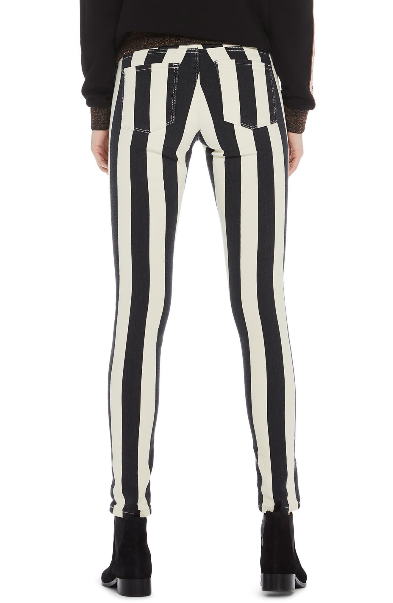 La Bohemienne Skinny Fit Pants,                             Alternate thumbnail 2, color,                             400