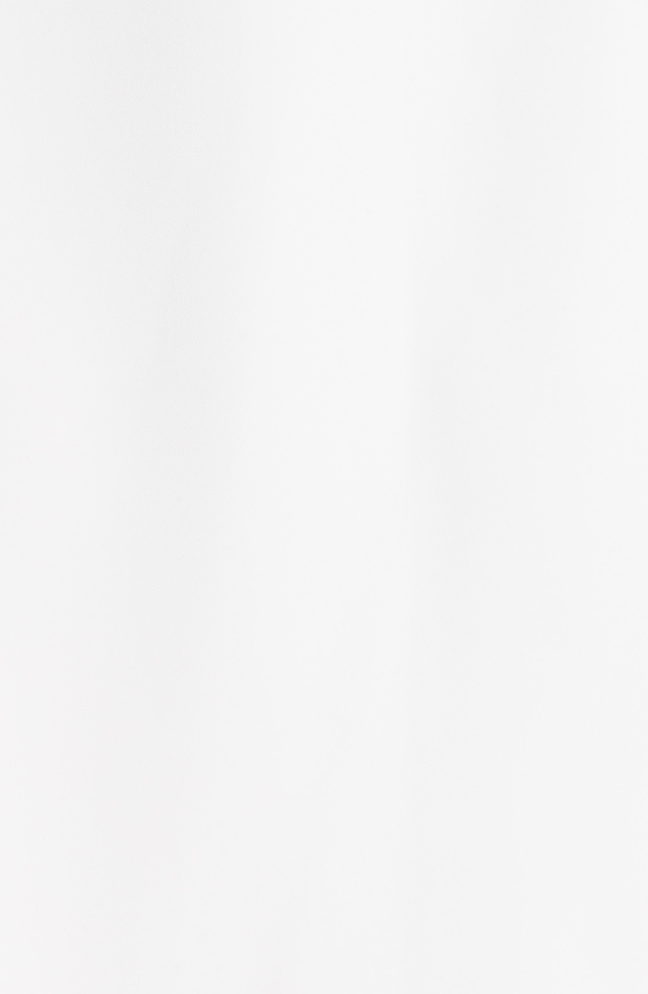 Deconstructed Ruffle Dress,                             Alternate thumbnail 6, color,                             WHITE