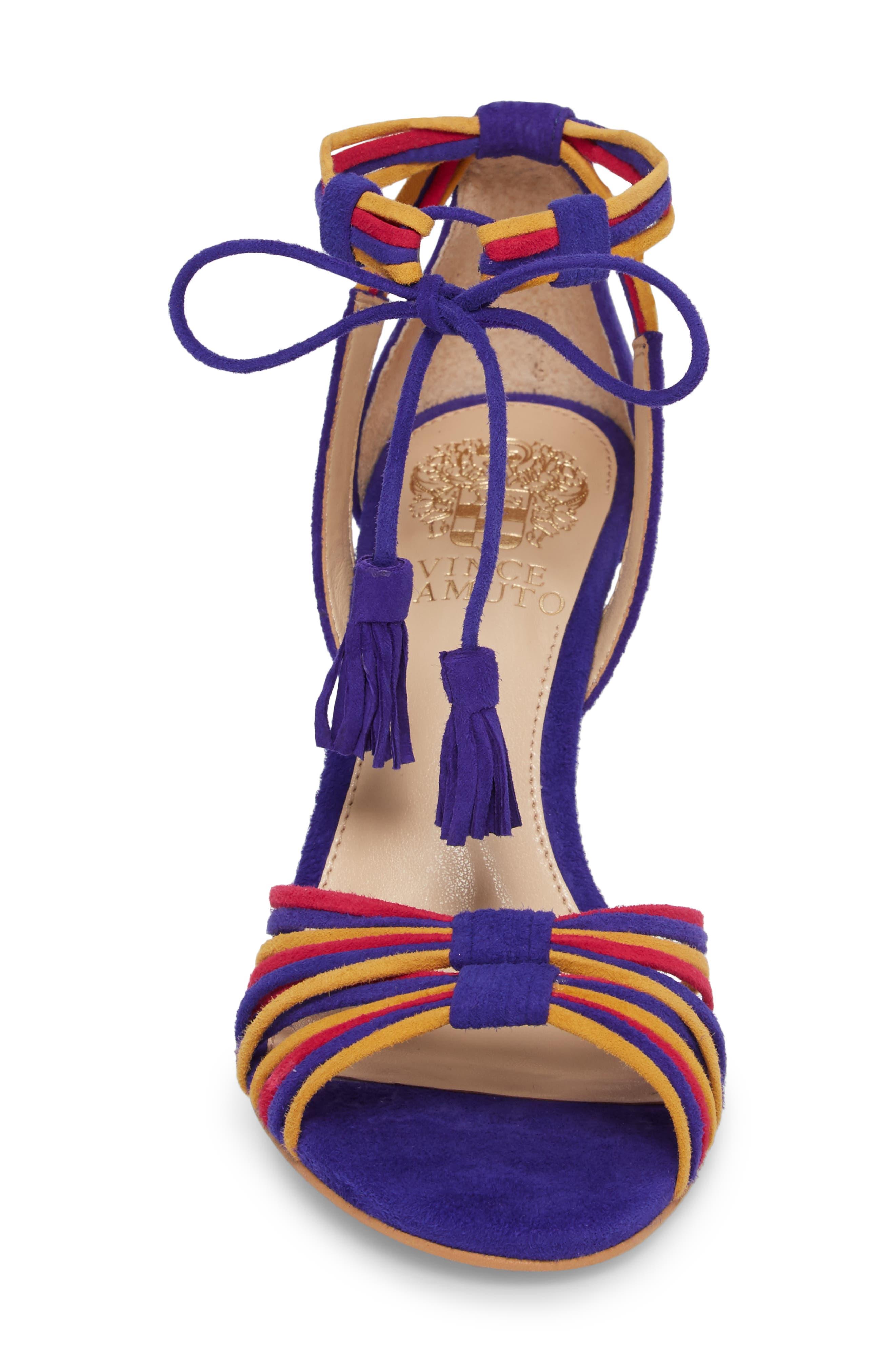 Stellima Tassel Sandal,                             Alternate thumbnail 30, color,