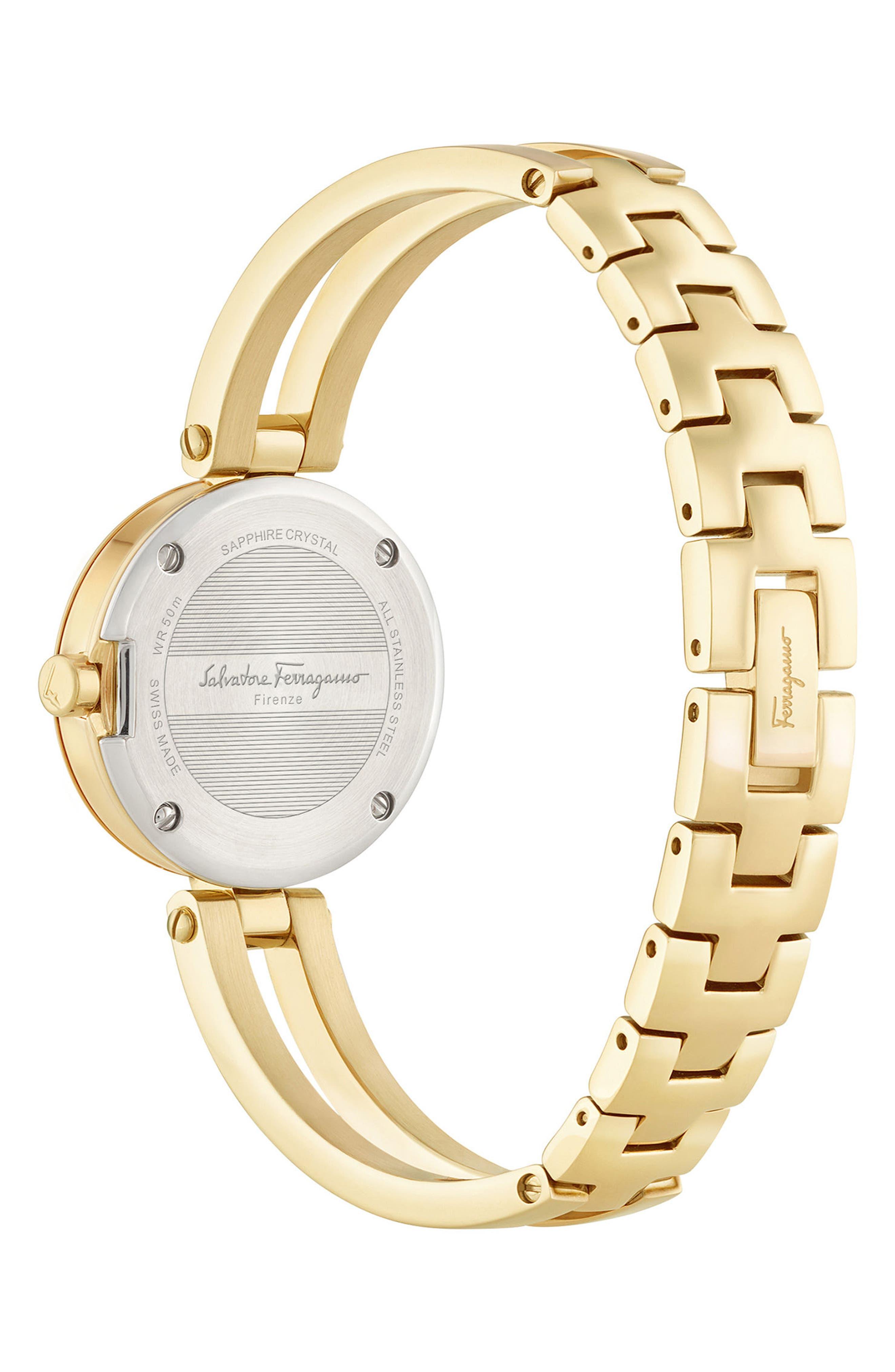 Miniature Bracelet Watch, 26mm,                             Alternate thumbnail 6, color,