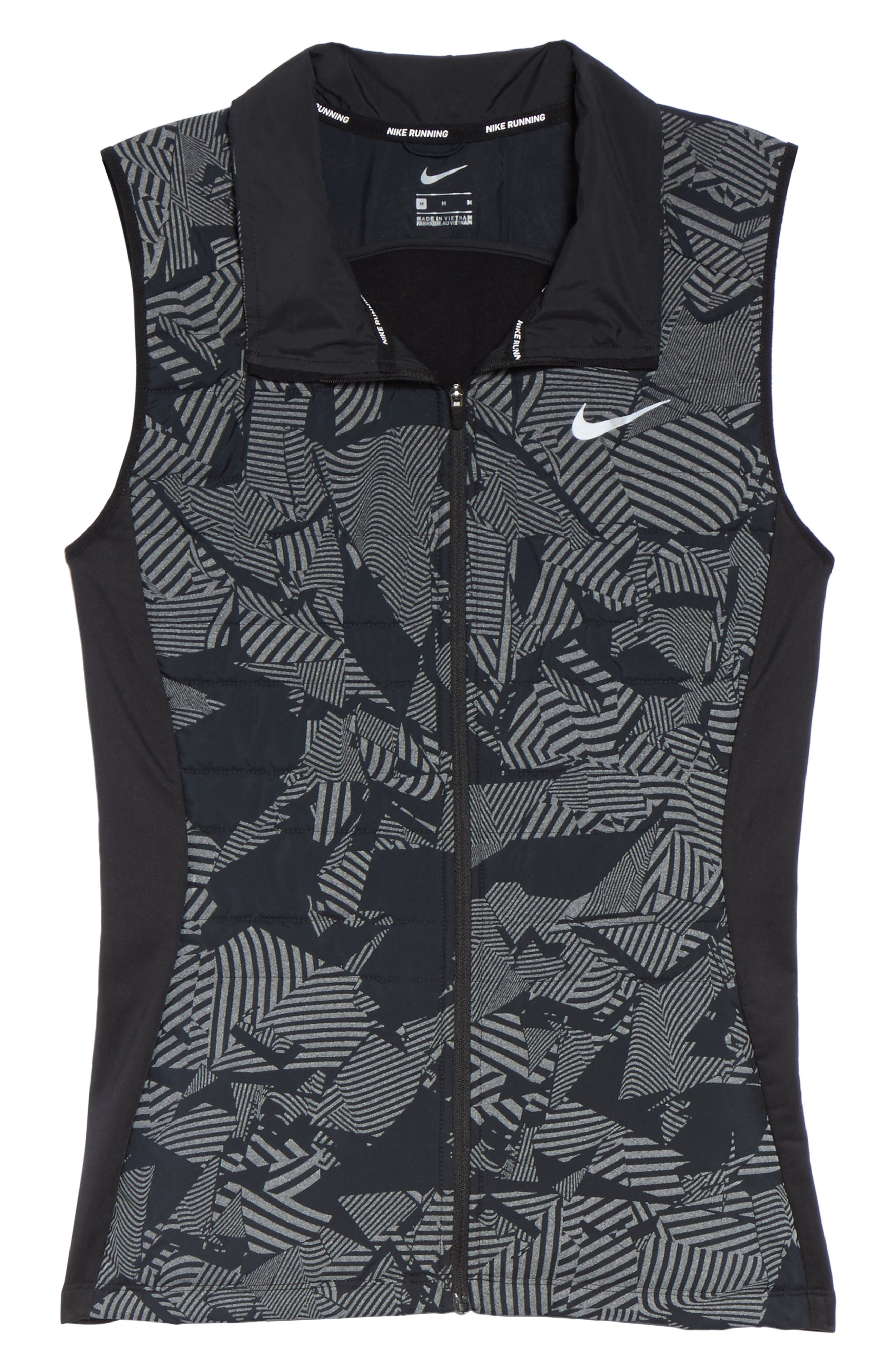Essential Flash Running Vest,                             Alternate thumbnail 7, color,