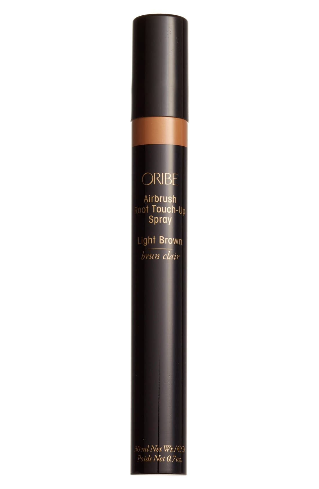 SPACE.NK.apothecary Oribe Airbrush Root Touch-Up Spray,                             Main thumbnail 1, color,                             LIGHT BROWN