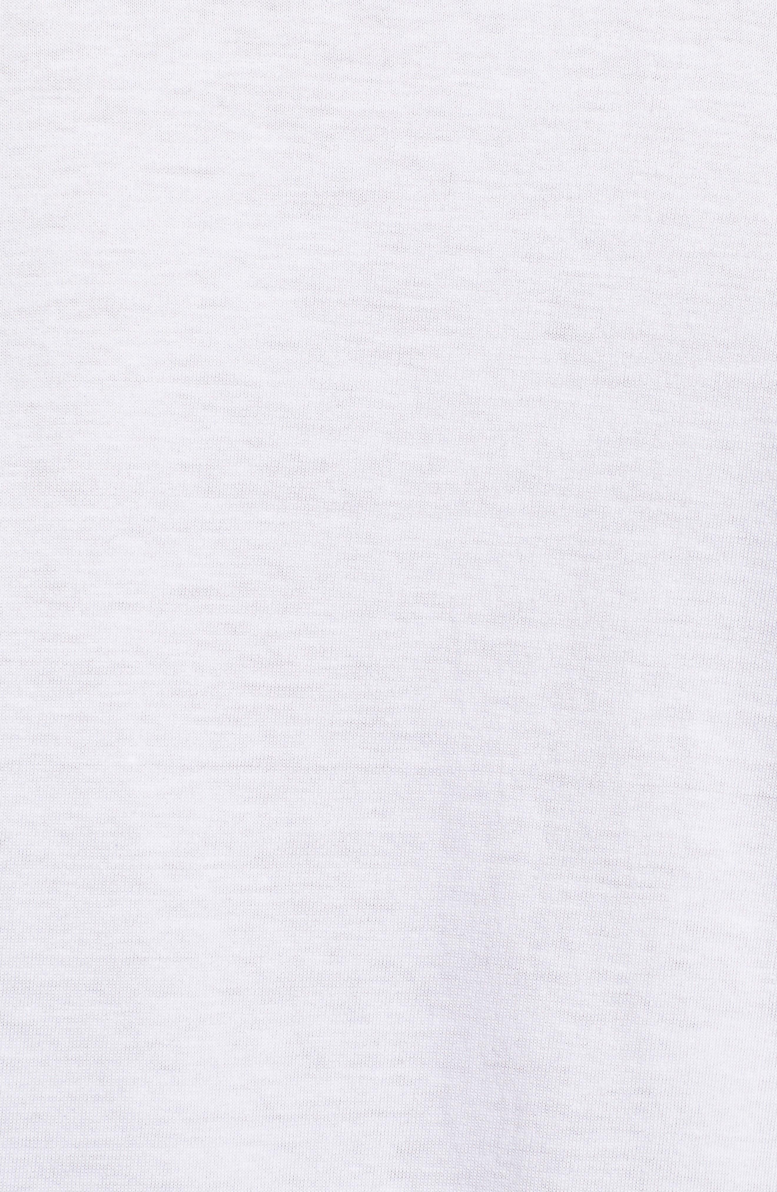 5-Pack Crewneck T-Shirt,                             Alternate thumbnail 3, color,